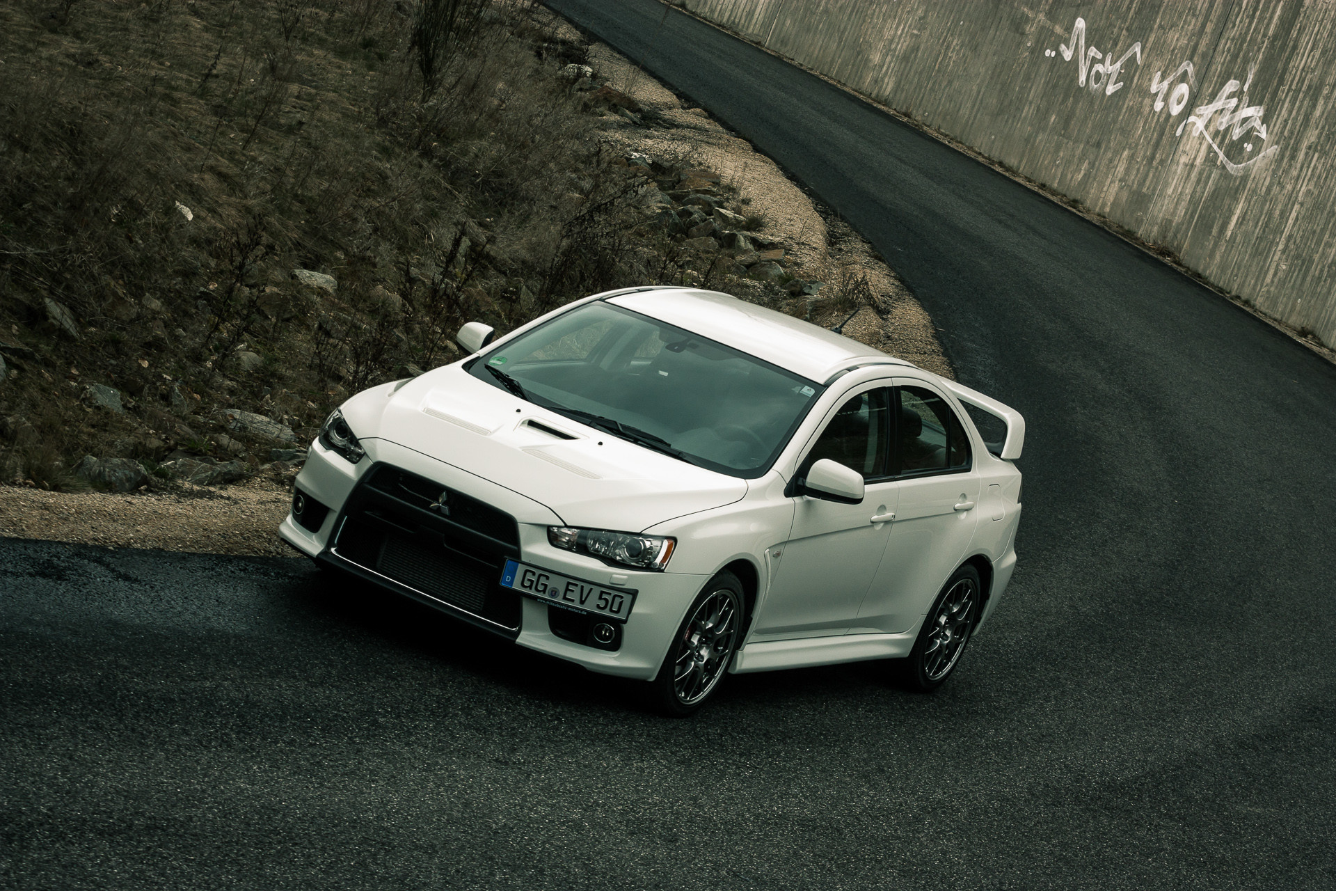 Mitsubishi Lancer Evo Wallpapers 69 Background Pictures