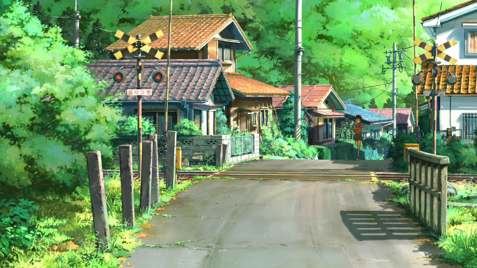 1920x1080 Anime Scenery Wallpaper
