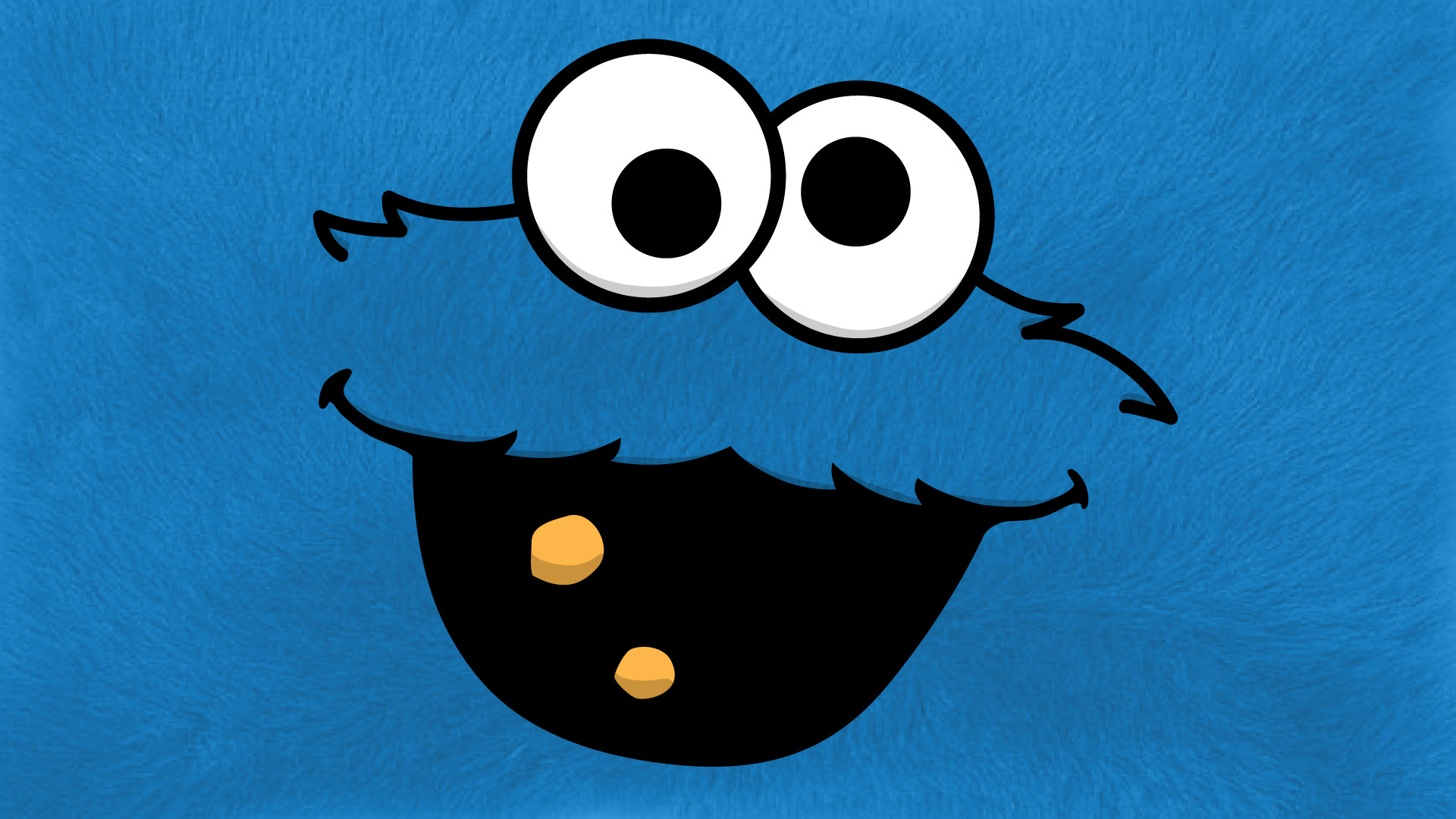 WALLPAPER IPHONE 6 ELMO Cookie Monster Wallpapers 69 Background Pictures