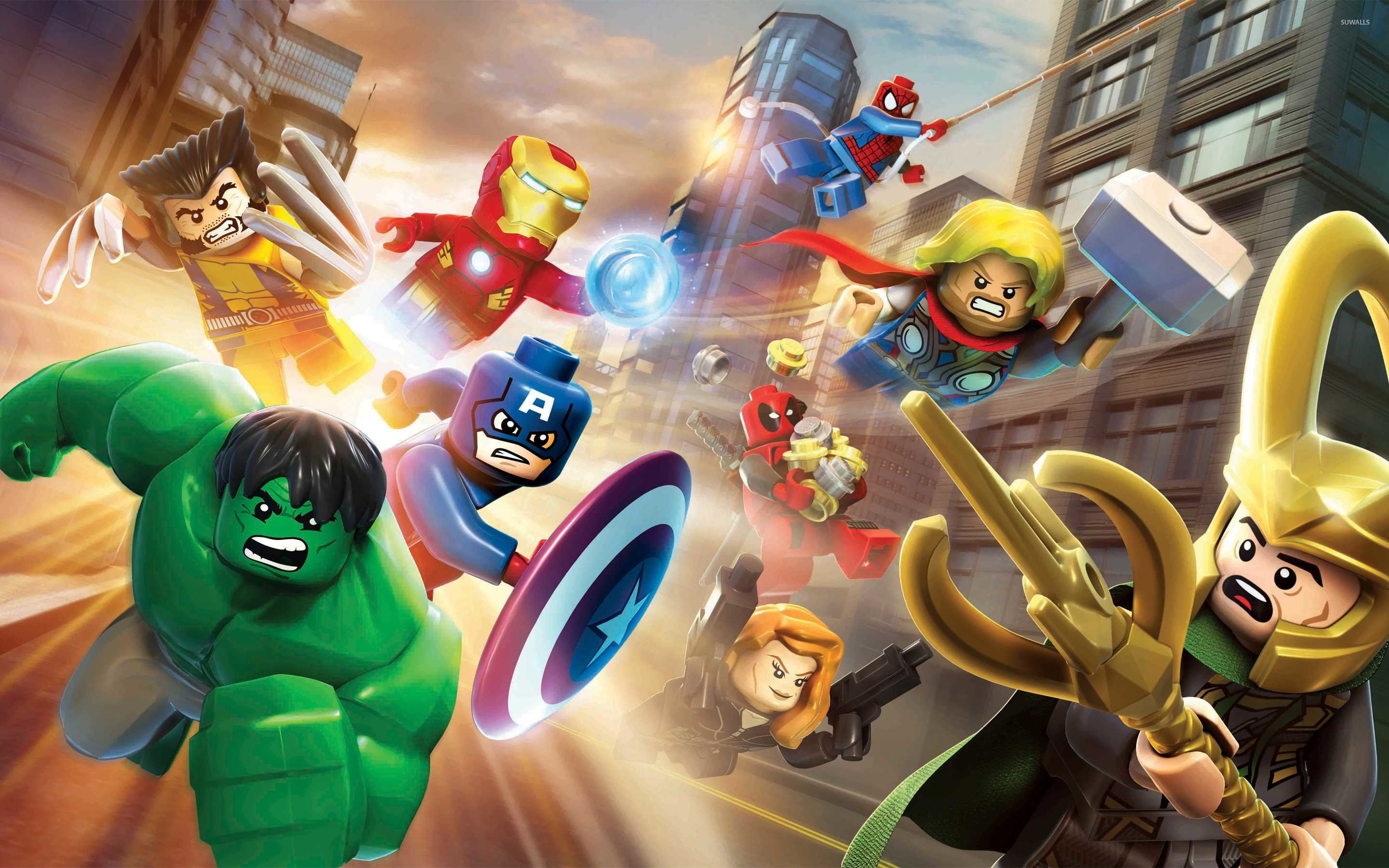 Marvel Heroes Wallpapers 65 Background Pictures