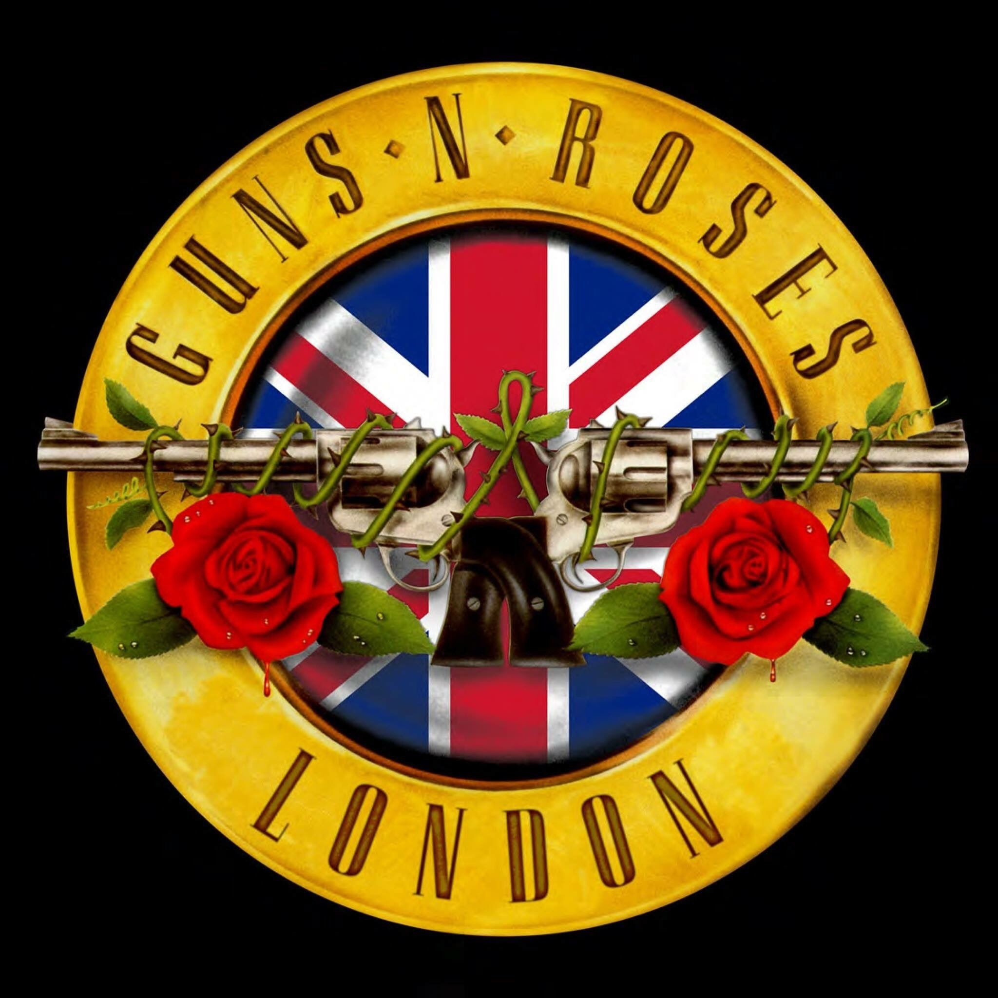 Guns N Roses Logo Wallpapers (65+ background pictures)