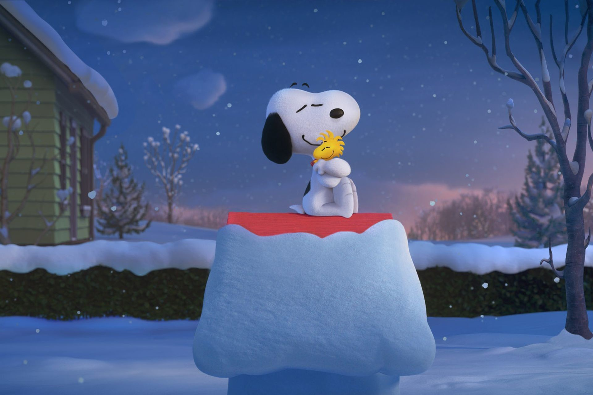 snoopy christmas wallpapers 61 background pictures