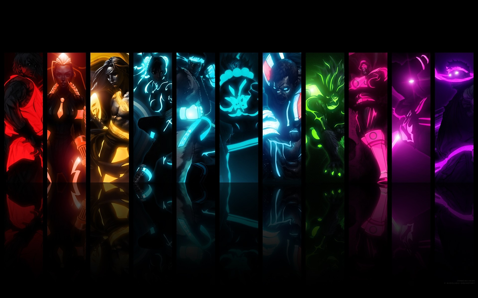 Really Cool Gaming Wallpapers