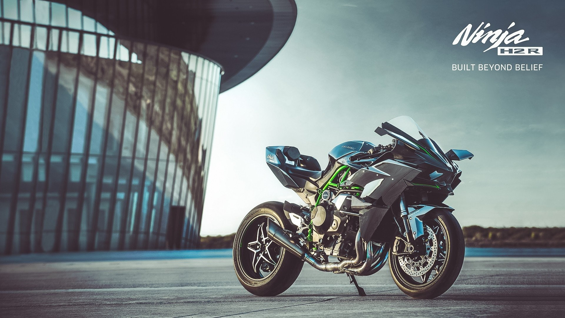1920x1080 Kawasaki Ninja H2R Wallpapers HD Desktop And Mobile Backgrounds