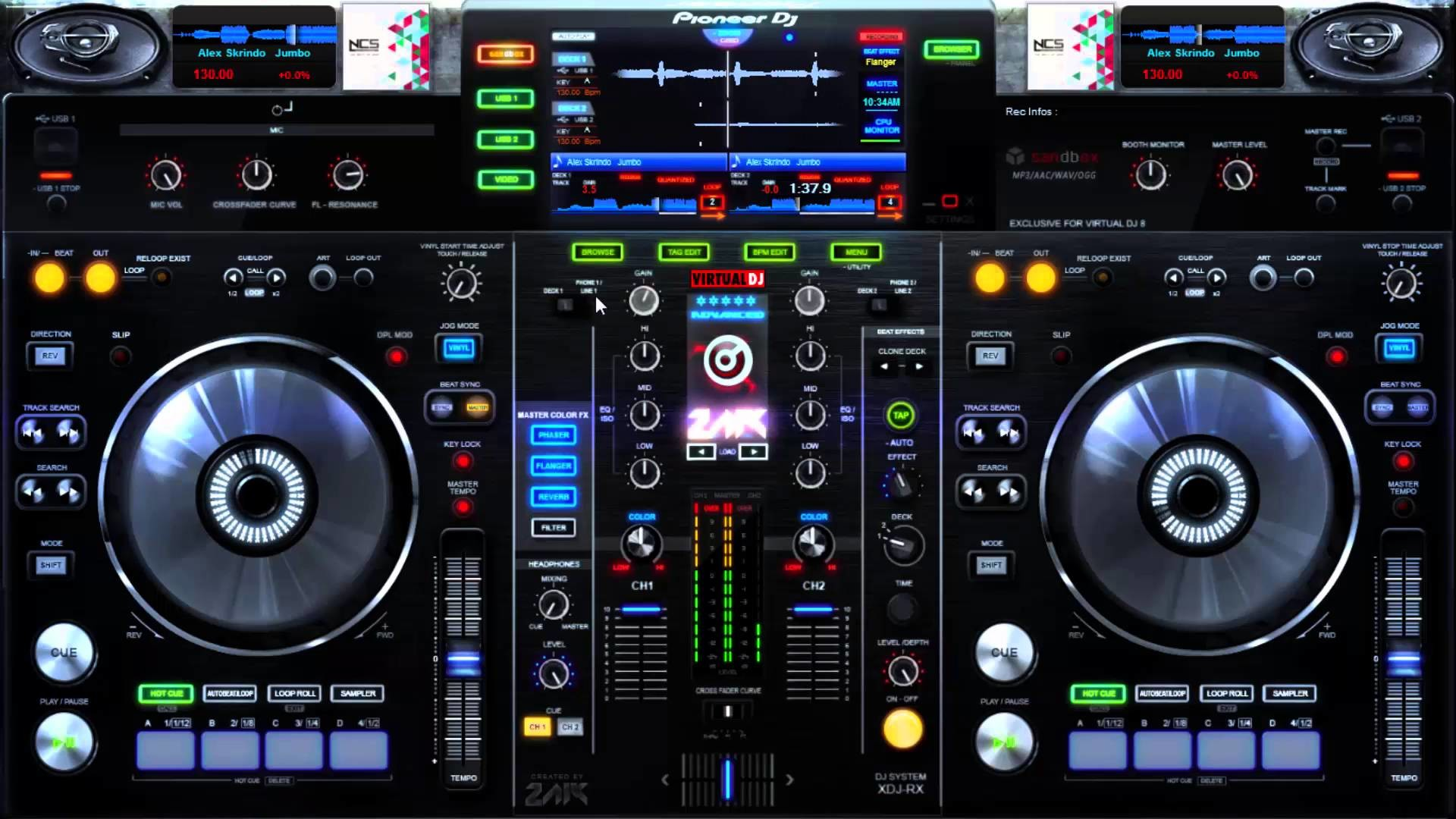 Dj Wallpapers Hd 2016: Virtual Dj Wallpapers HD Widescreen (57+ Background Pictures