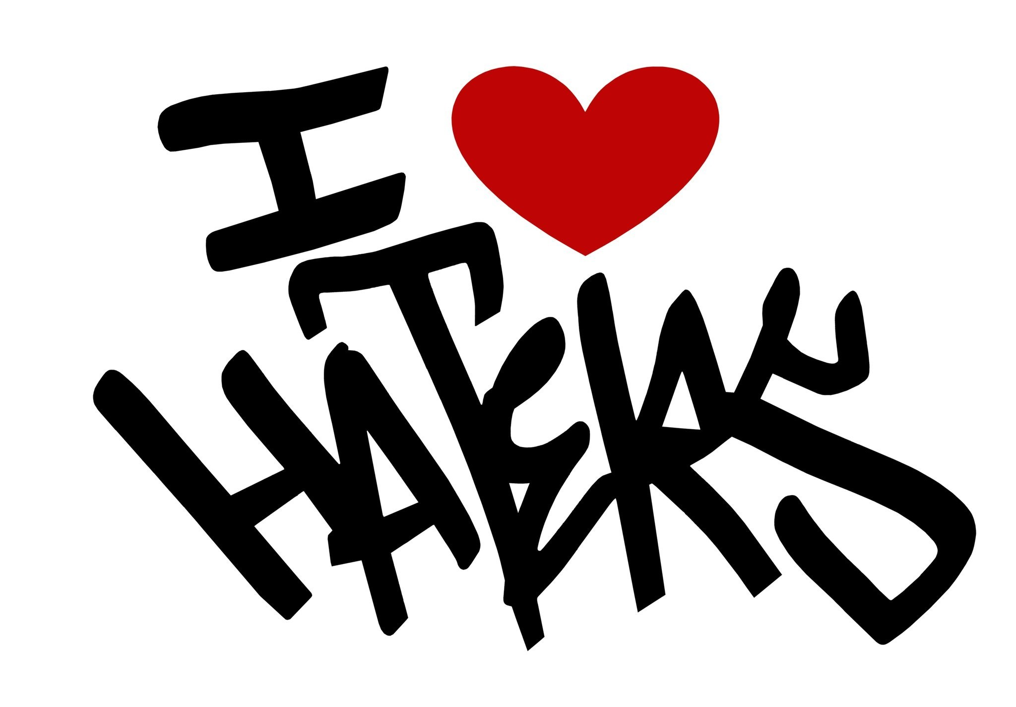 I Love Haters Wallpapers 66 Background Pictures