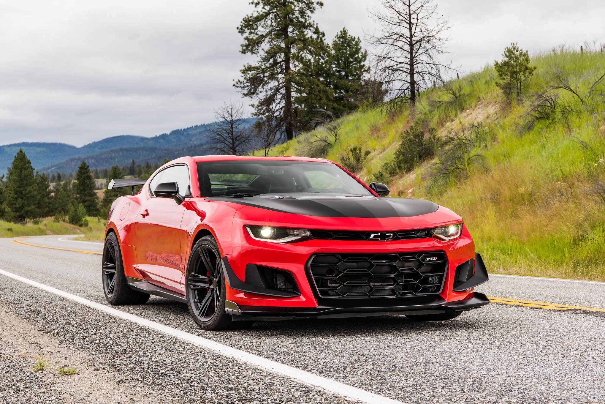 2018 Camaro Zl1 Wallpapers 69 Background Pictures