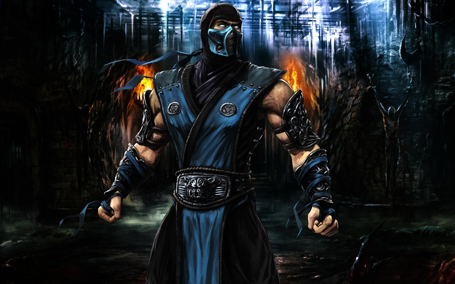 Sub Zero Wallpapers (71+ background pictures)