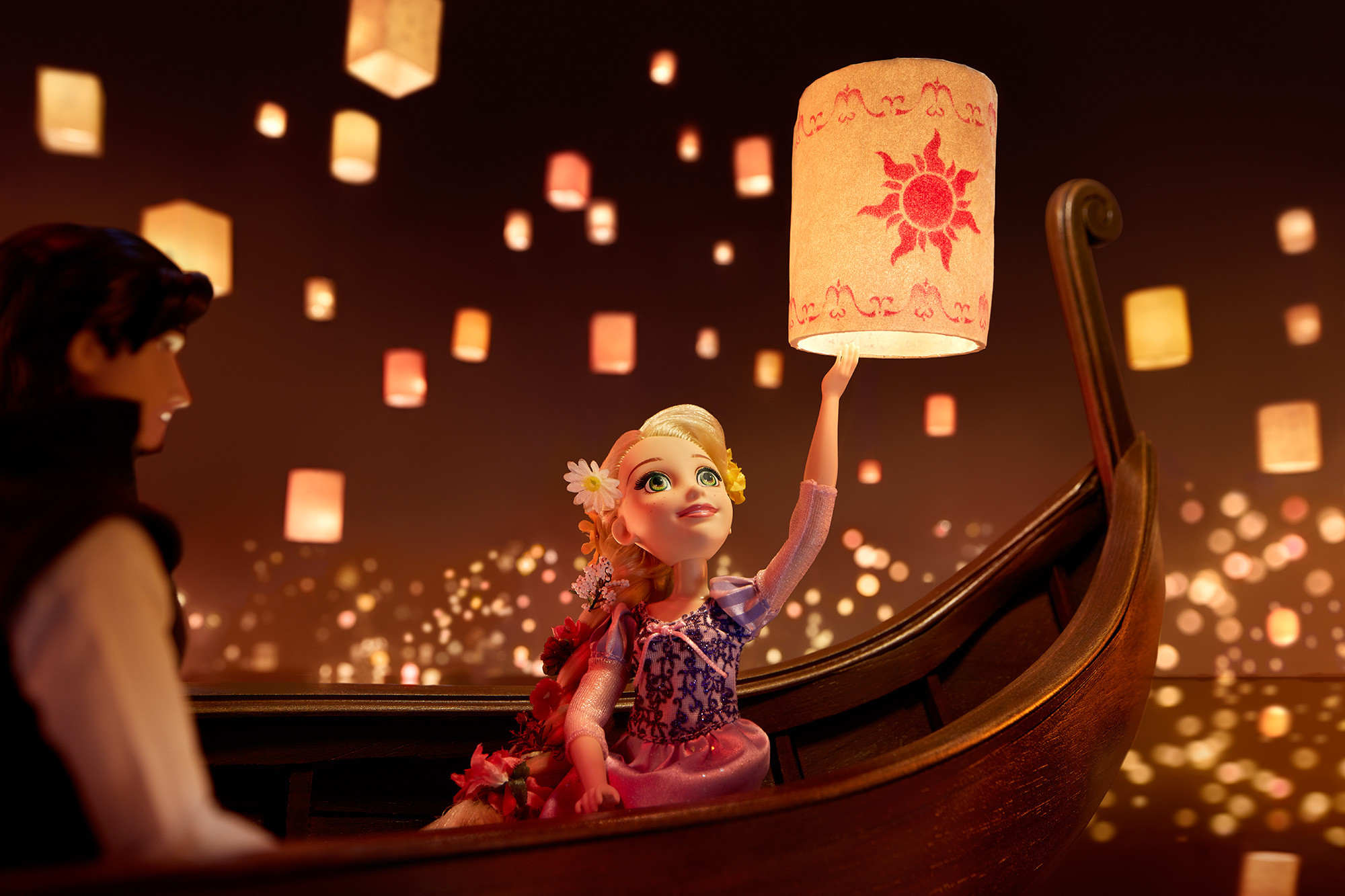 1920x1080 Tangled Floating Lanterns Desktop Wallpaper » High Definition Wallpapers, Backgrounds