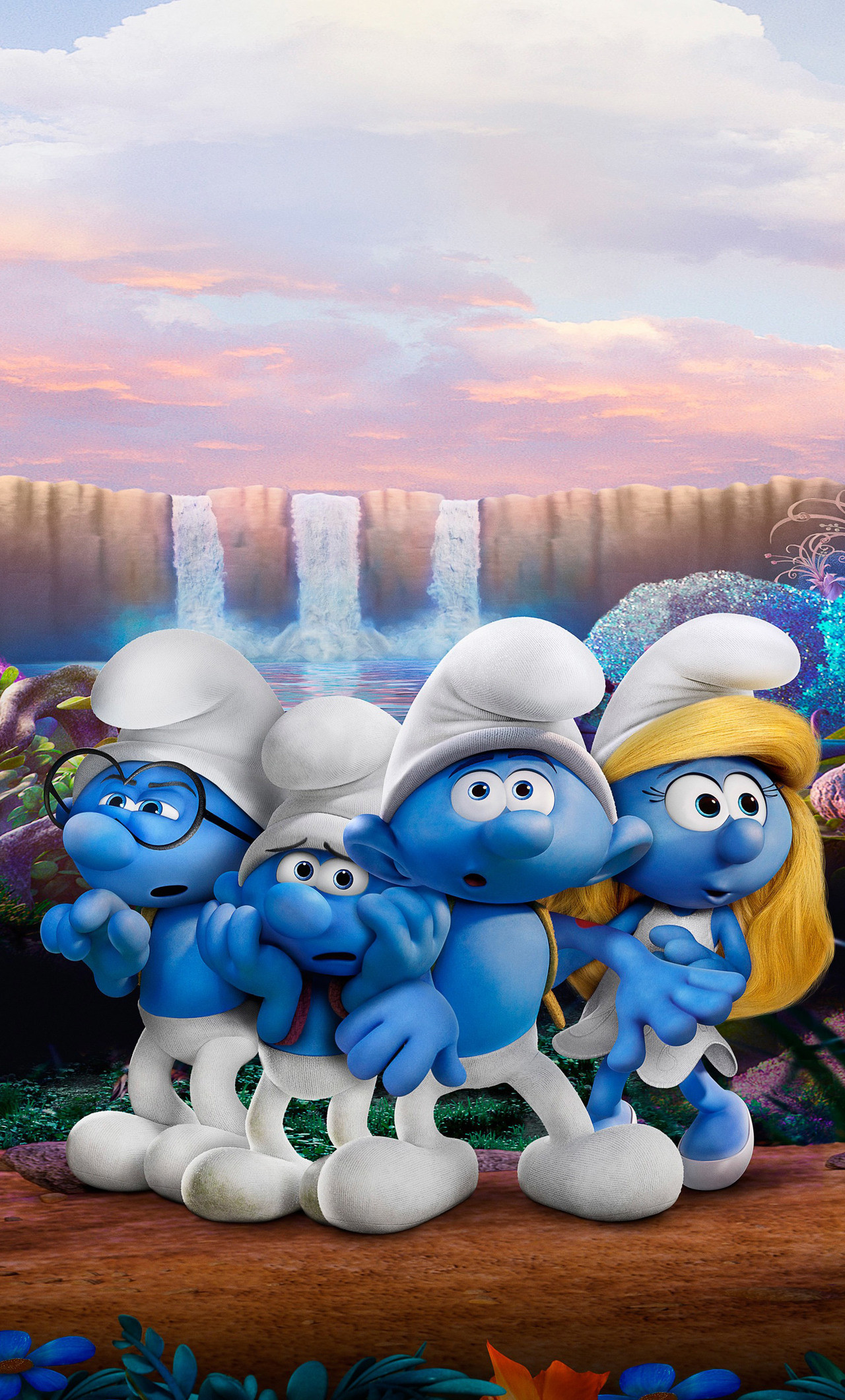 The Smurfs Wallpapers (64+ background pictures)