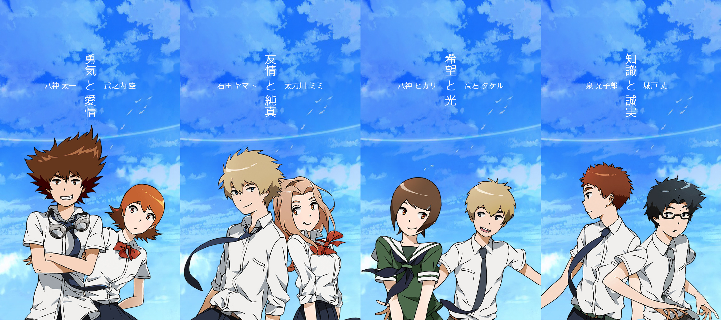 Digimon Adventure Tri Wallpapers 83 Background Pictures