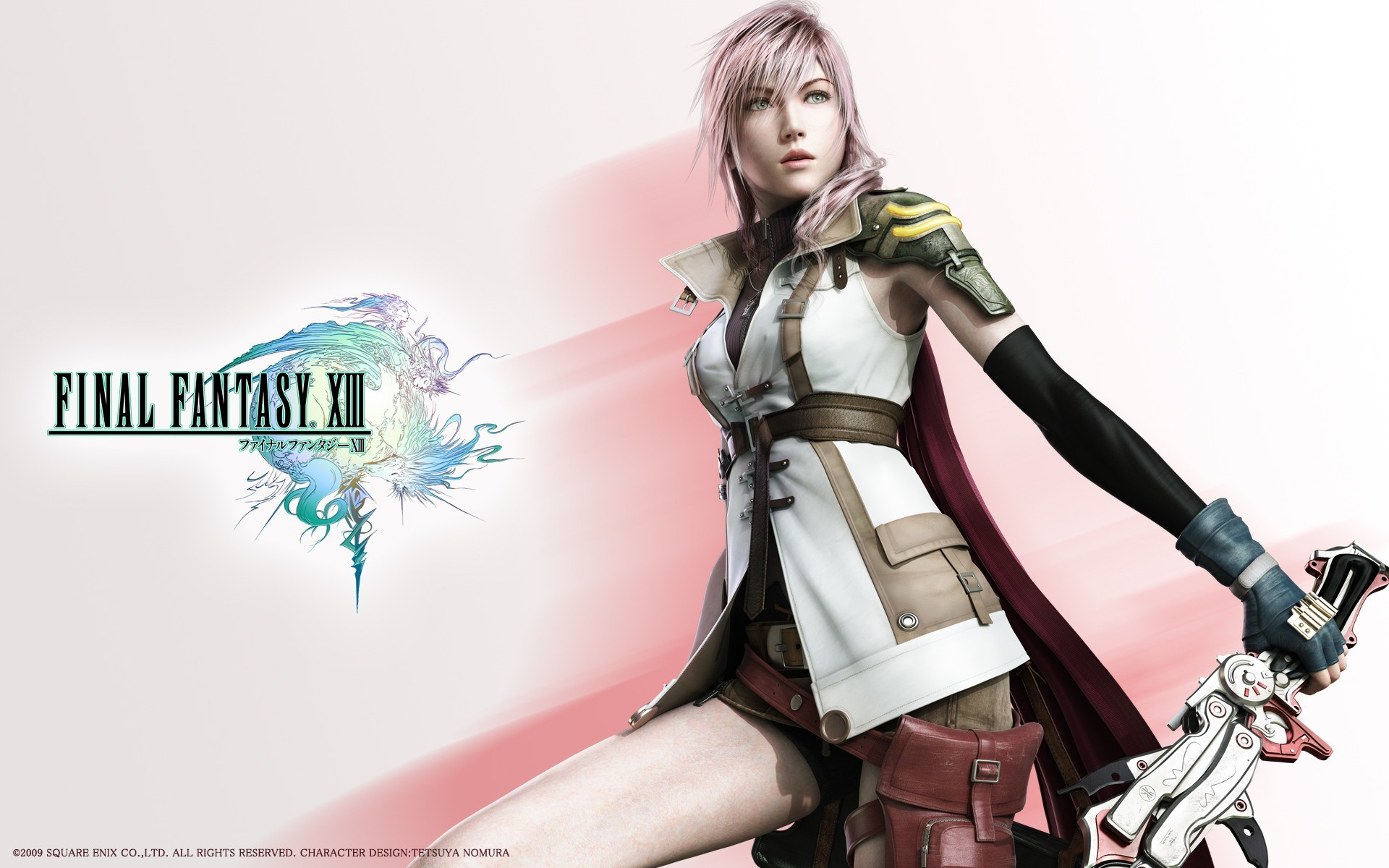 Final Fantasy 13 Wallpapers Hd 79 Background Pictures