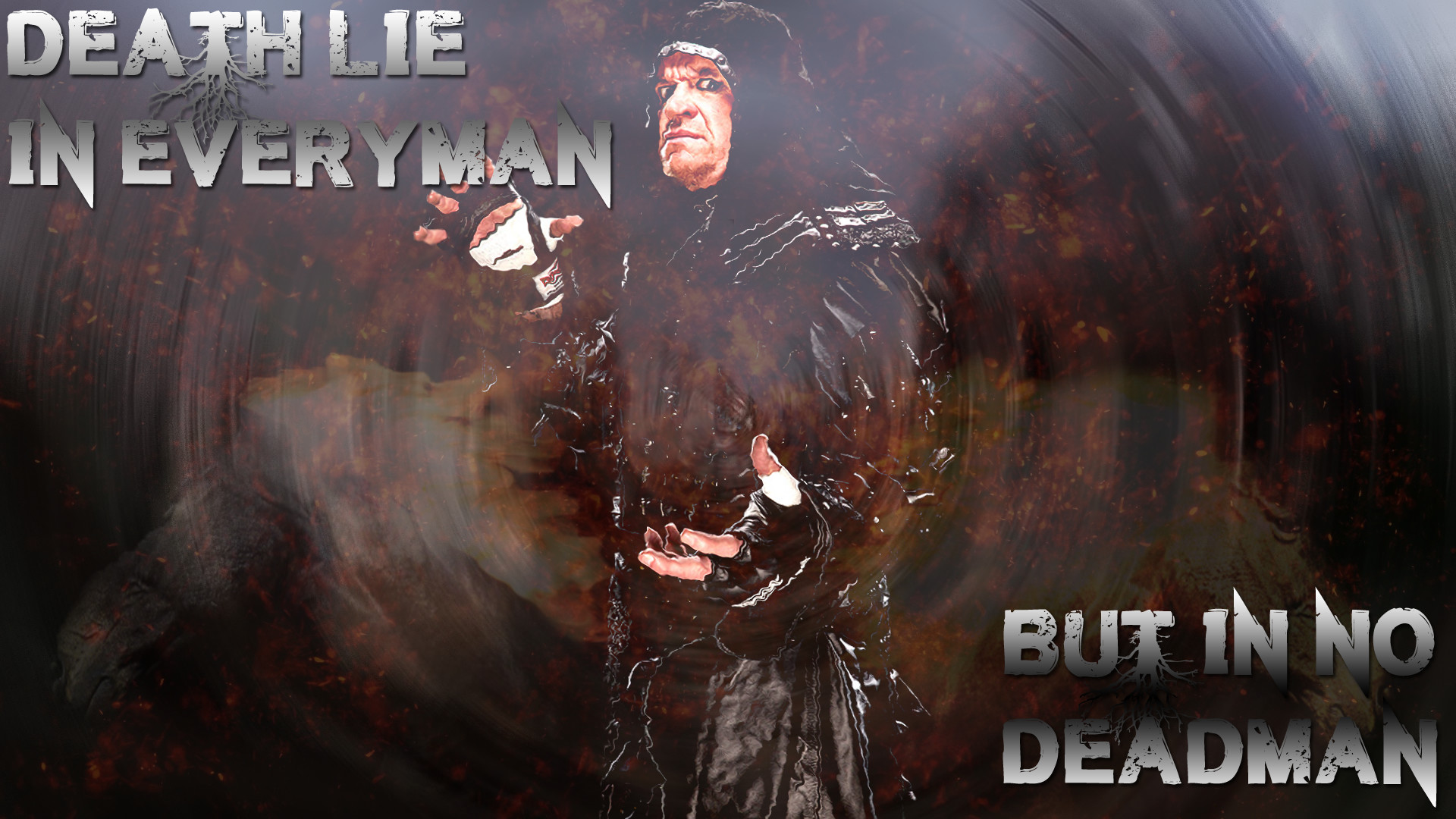 WWE The Undertaker Legend Never Dies Edition By Dave2704