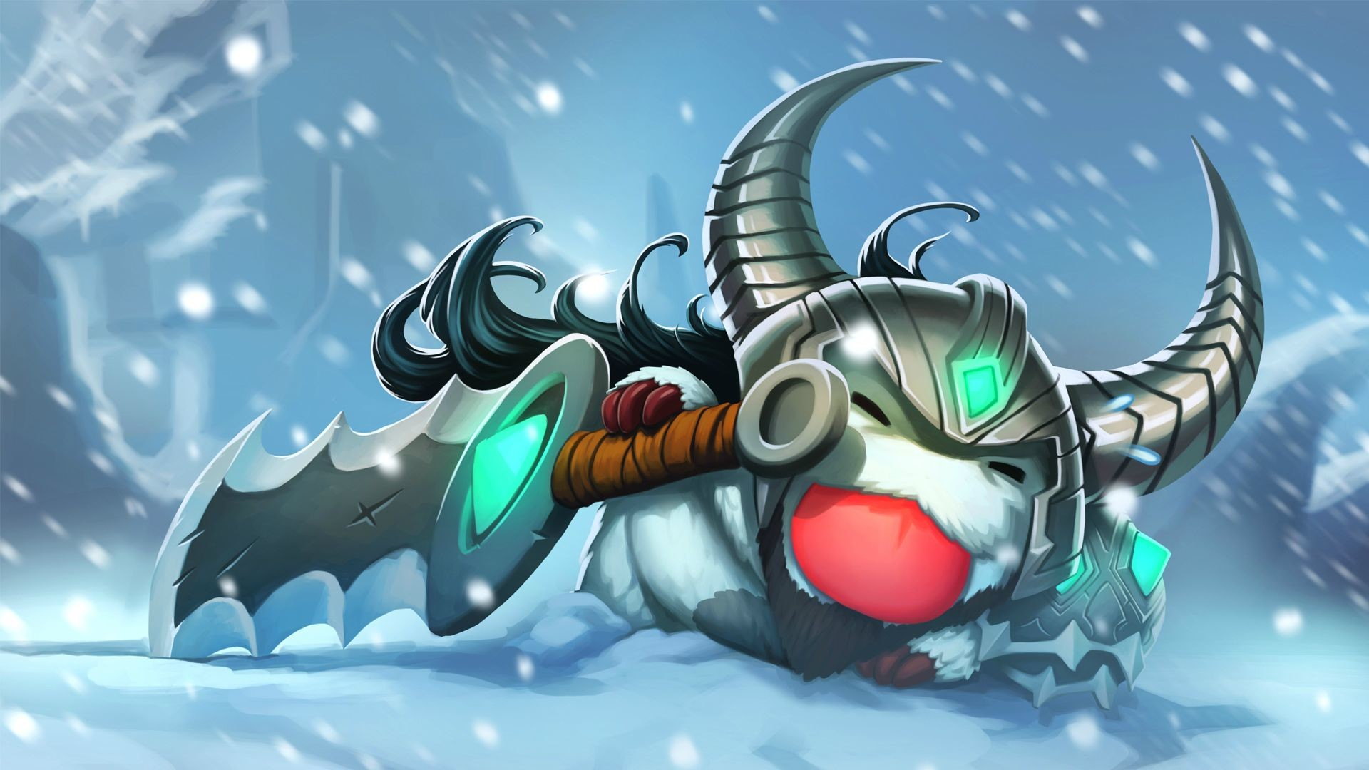 Poro Wallpapers 80 Background Pictures