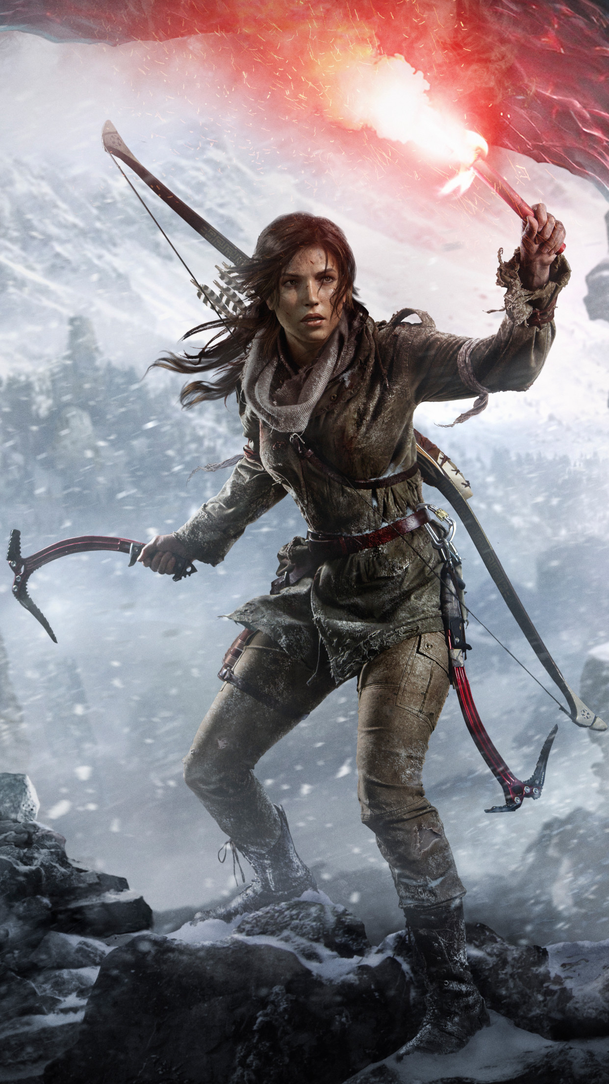 Rise Of The Tomb Raider Die Pechvögel