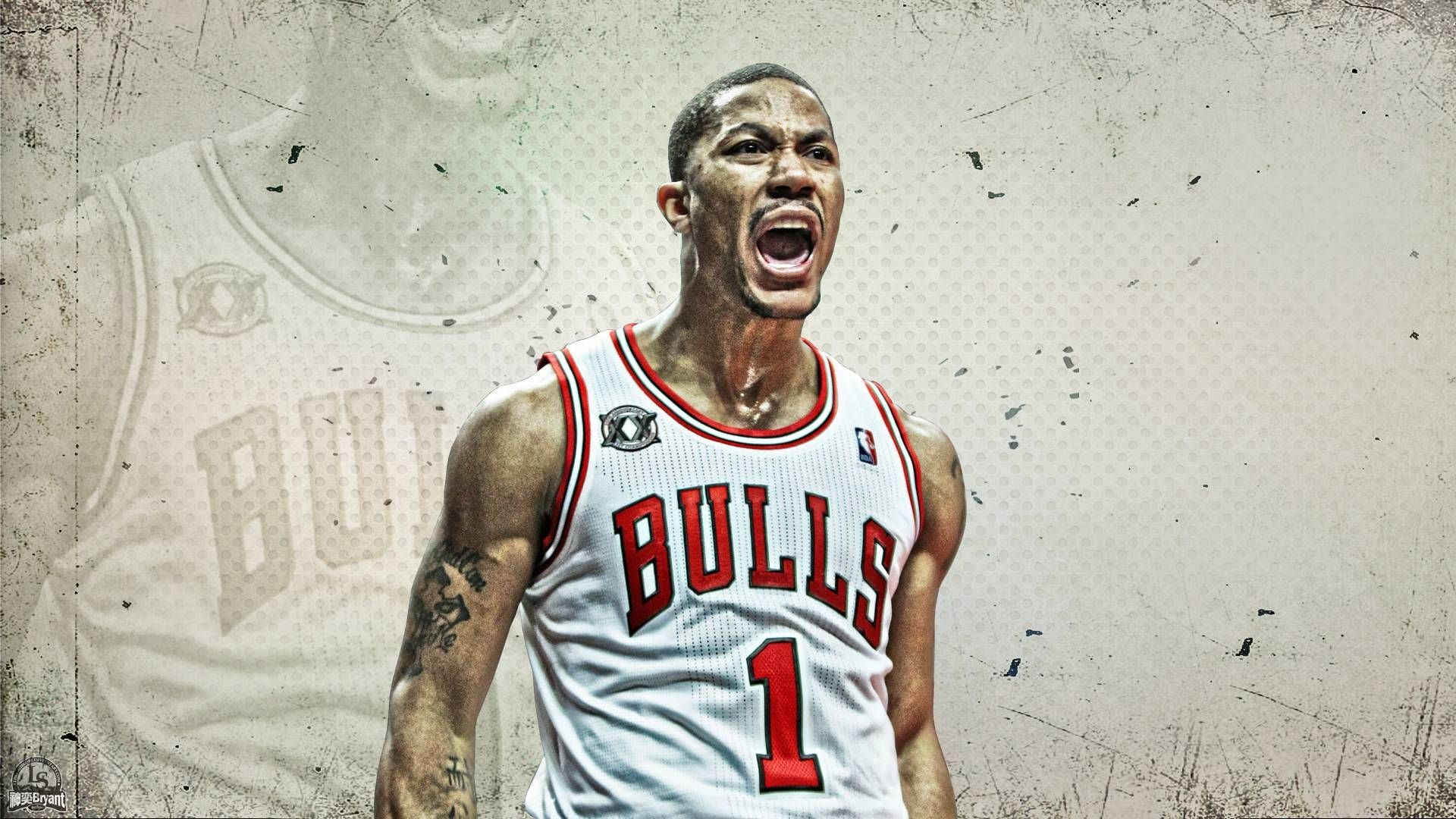 1920x1080 Derrick Rose Wallpapers HD 2016