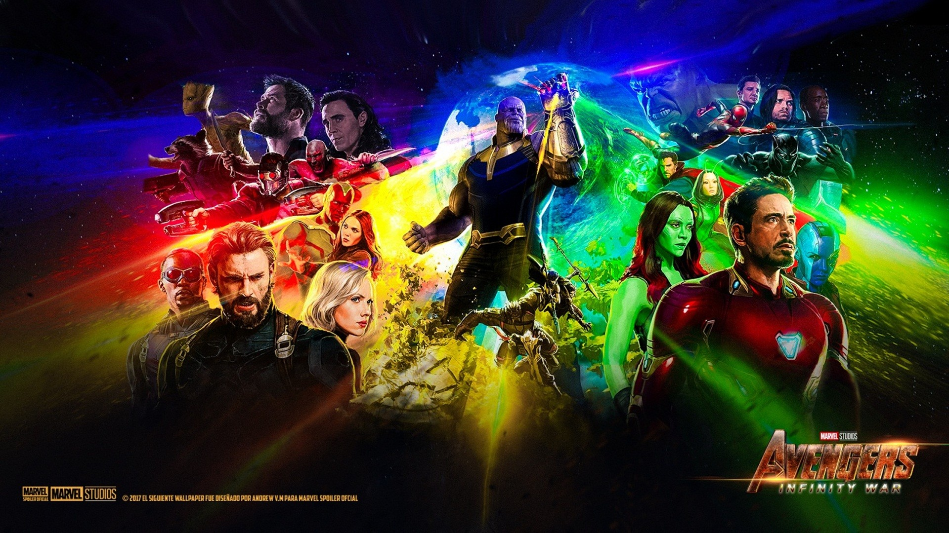 avengers infinity war wallpapers (74+ background pictures)