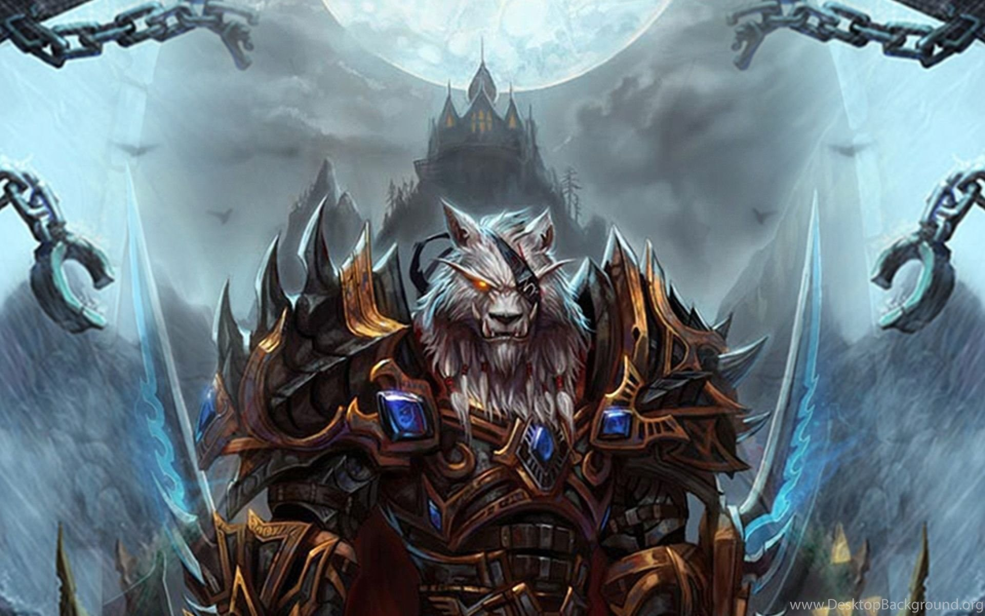 Worgen Wallpapers 74 Background Pictures