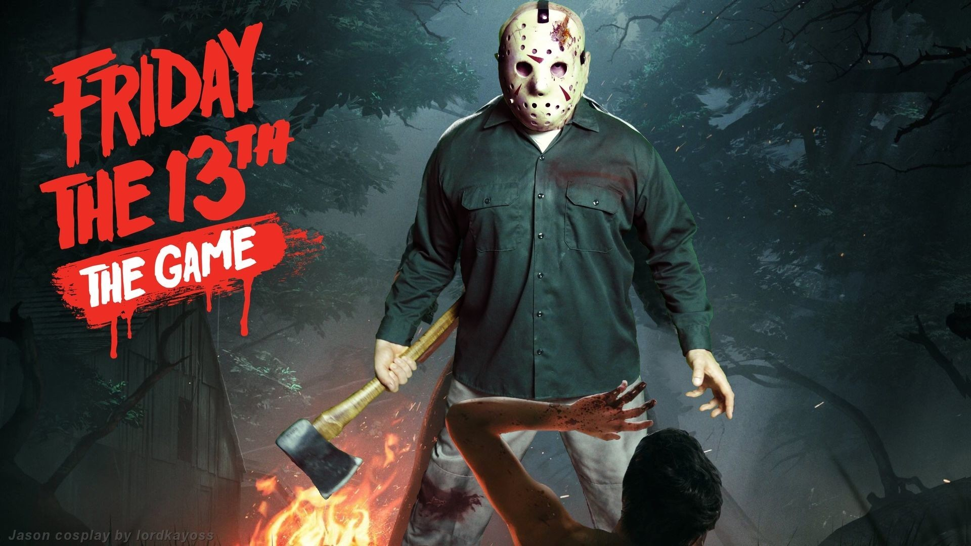 Friday The 13th The Game Wallpaper: Jason Voorhees Friday The 13Th Wallpapers (72+ Background