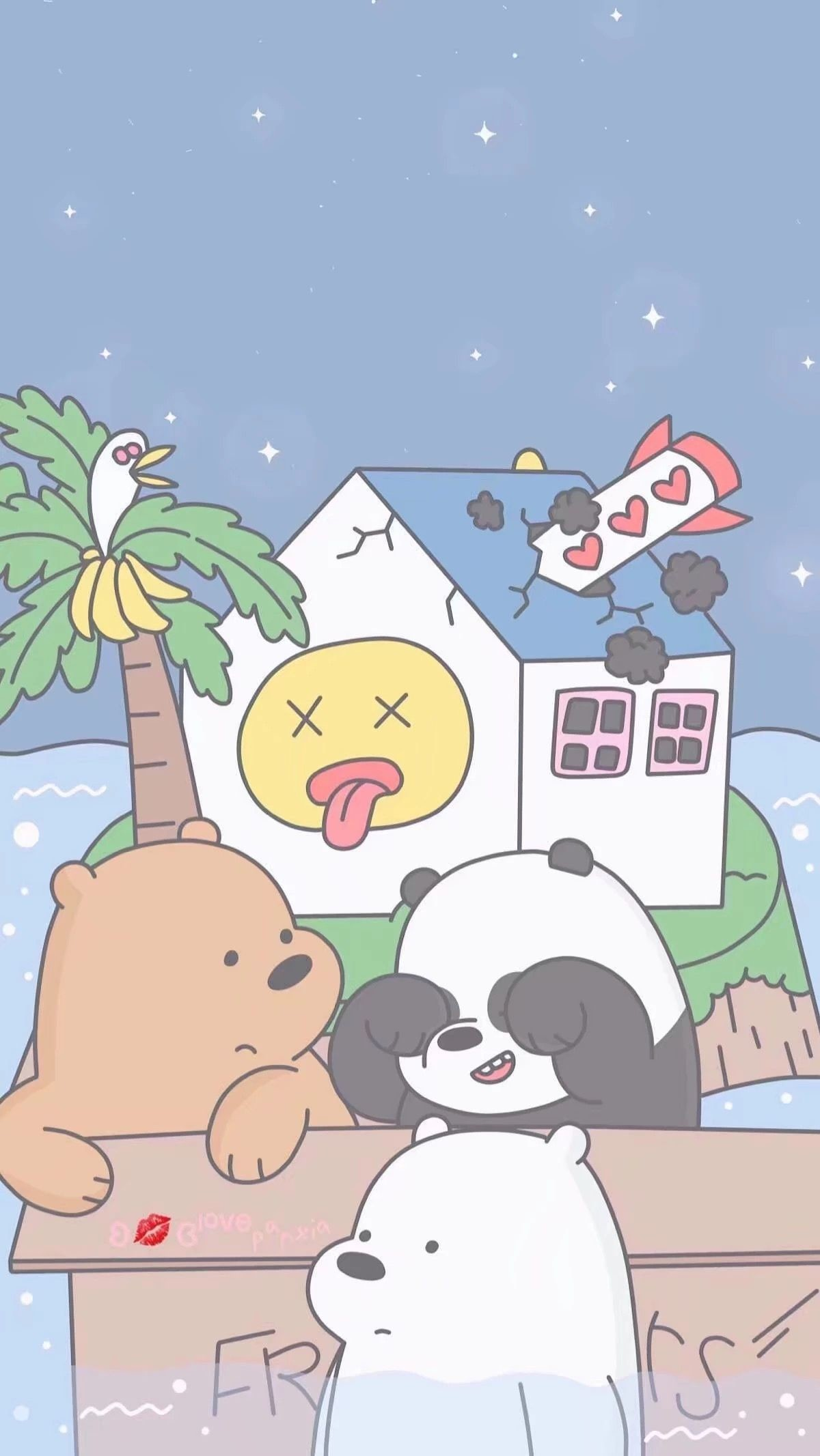 We bare bears wallpapers 85 background pictures - We bare bears background ...
