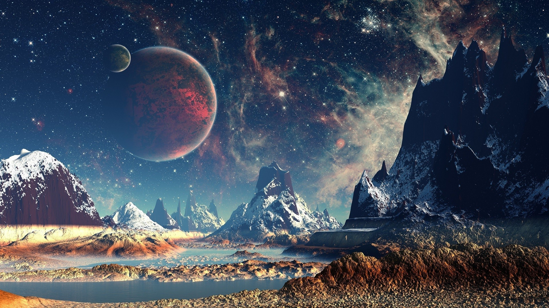 alien planet wallpapers 81 background pictures