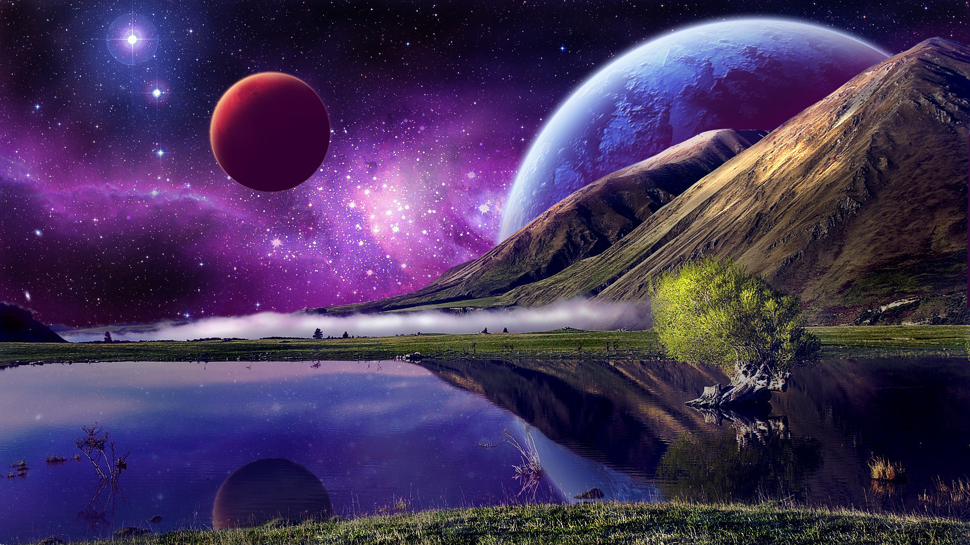Hd Real Space Wallpapers 1080p 85 Background Pictures