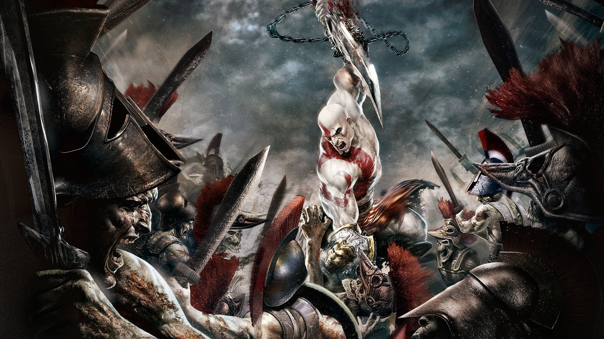 Kratos Hd Wallpapers 83 Background Pictures