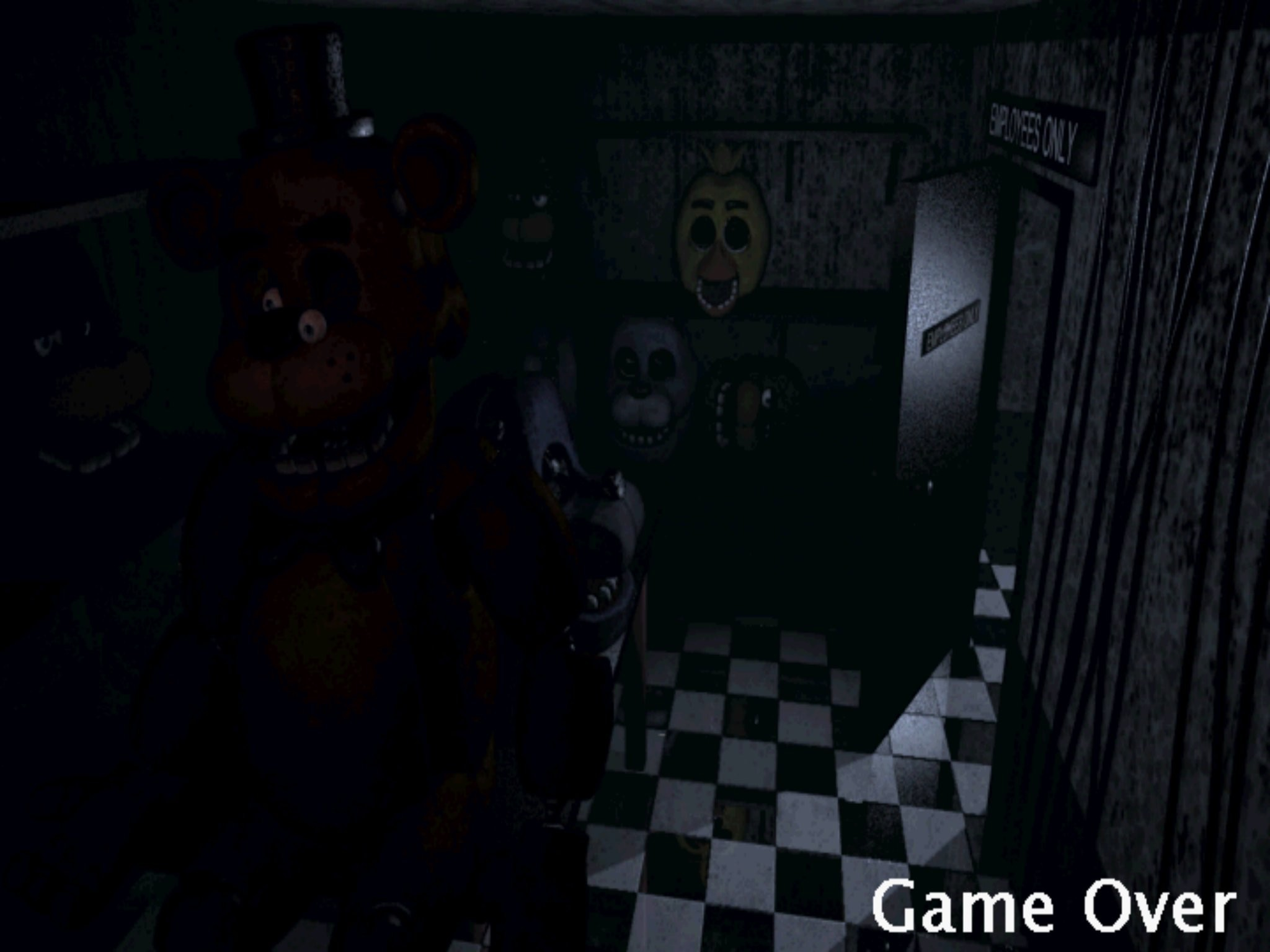 Five Nights At Freddys Fnaf Wallpapers (81+ background pictures)