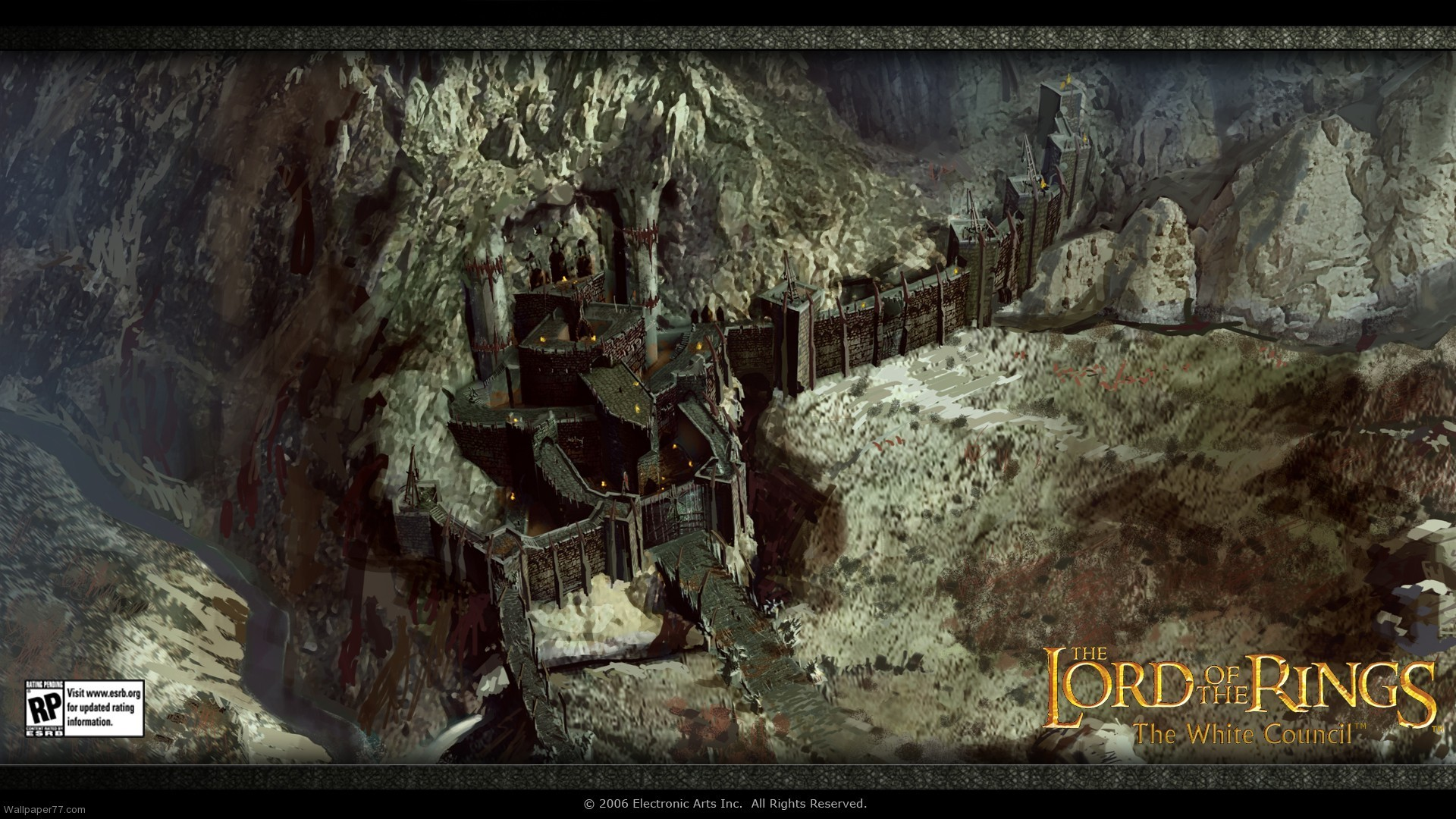 1920x1080 Lord Of The Rings Cartoon Wallpapers Free Download.