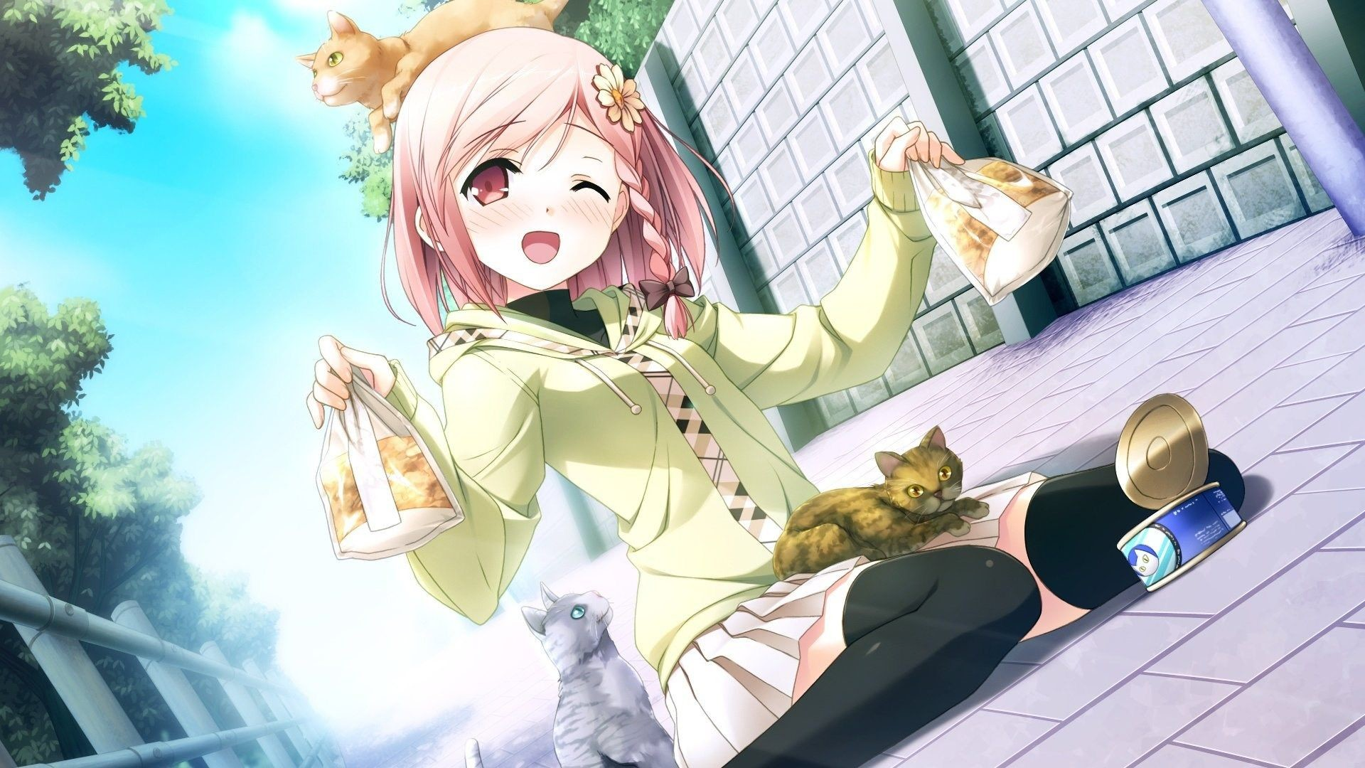 wallpapers anime cute (81+ background pictures)