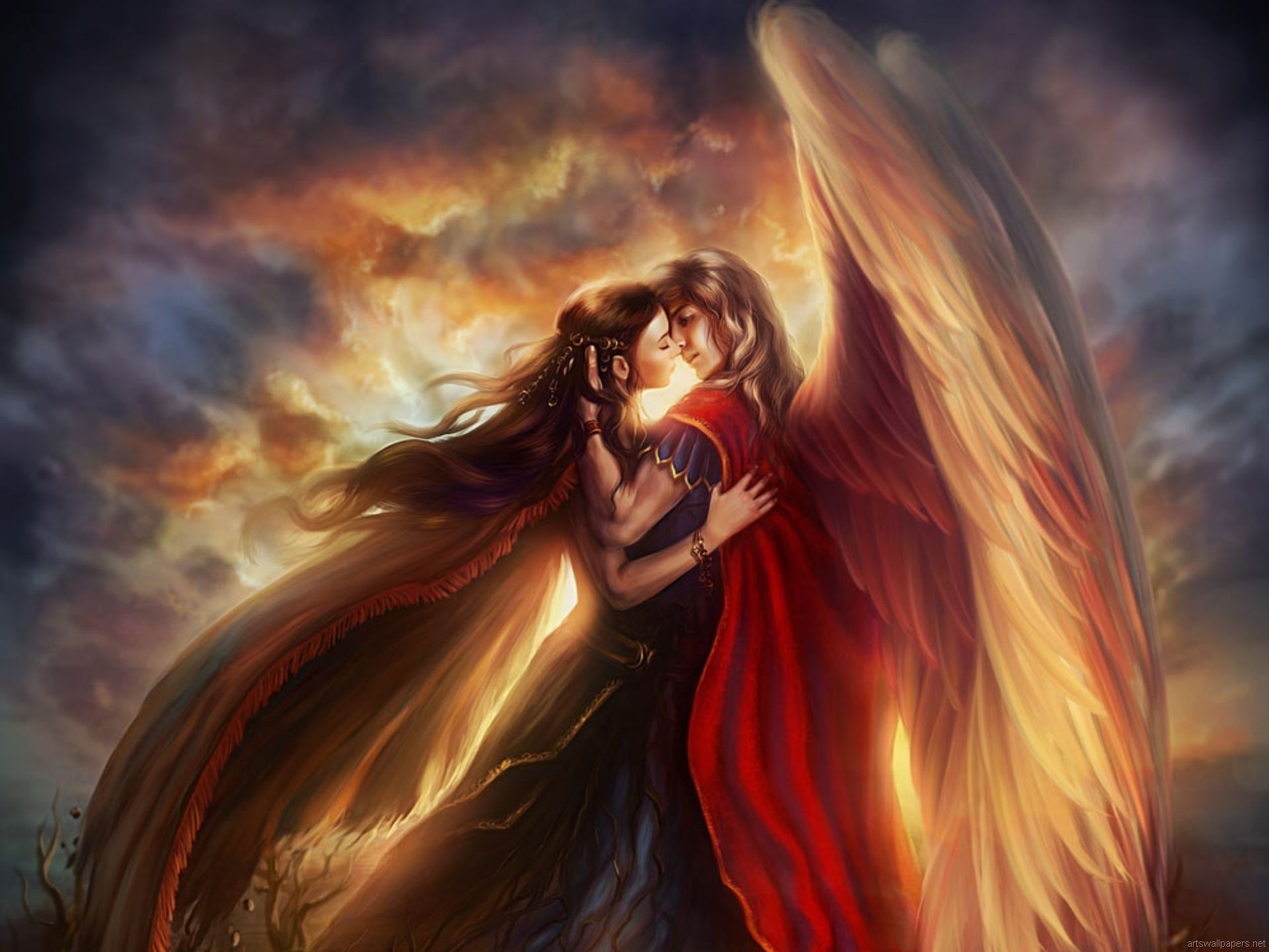 Angel Wallpapers 69 Background Pictures