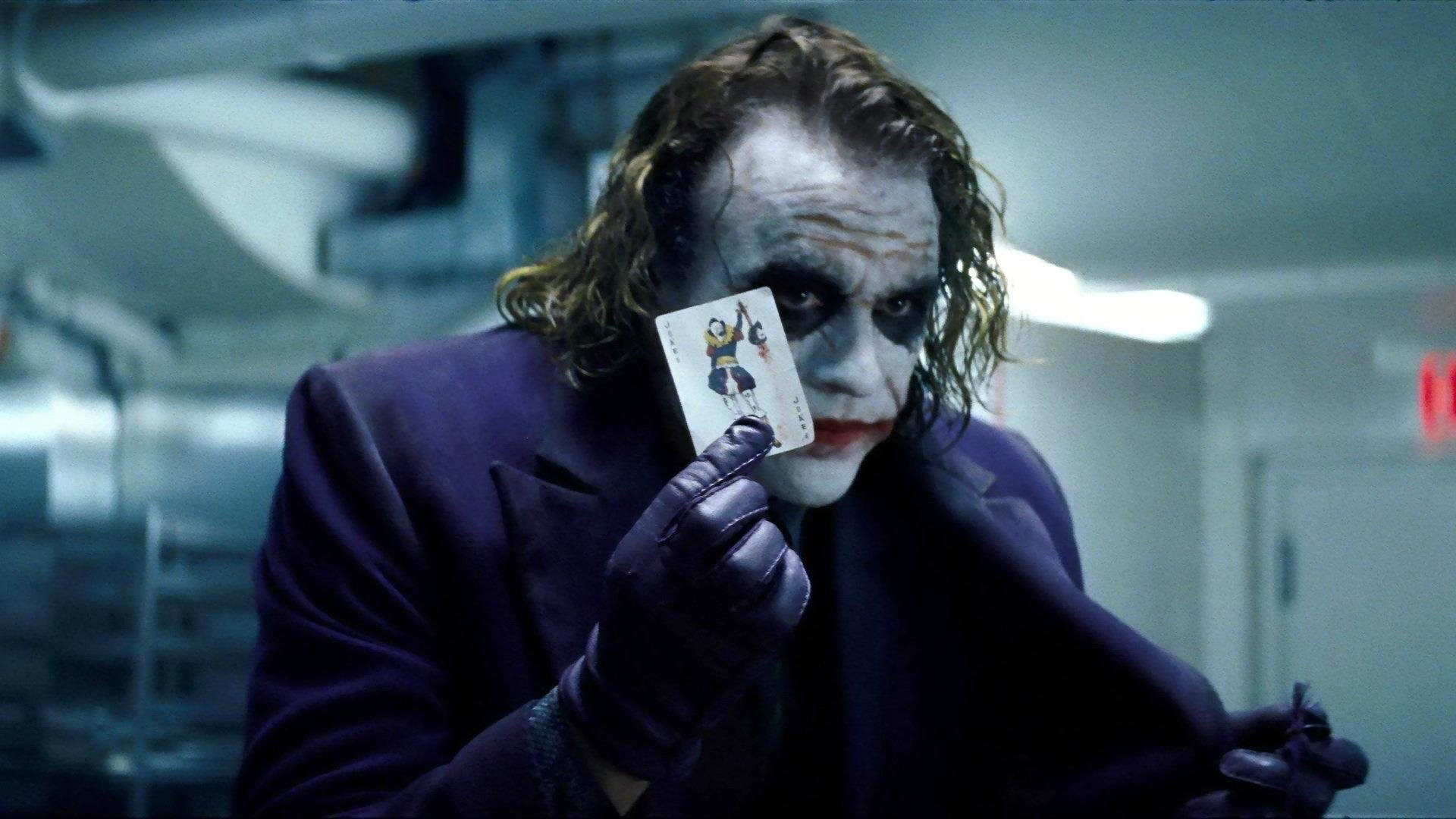 Heath Ledger Joker Wallpapers 74 Background Pictures