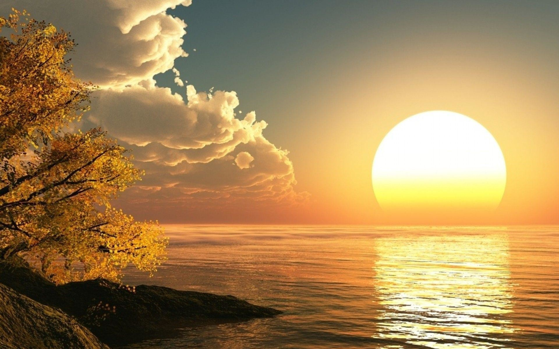 Sun rise wallpapers 78 background pictures 1920x1200 rising sun wallpapers full hd wallpaper search altavistaventures Gallery
