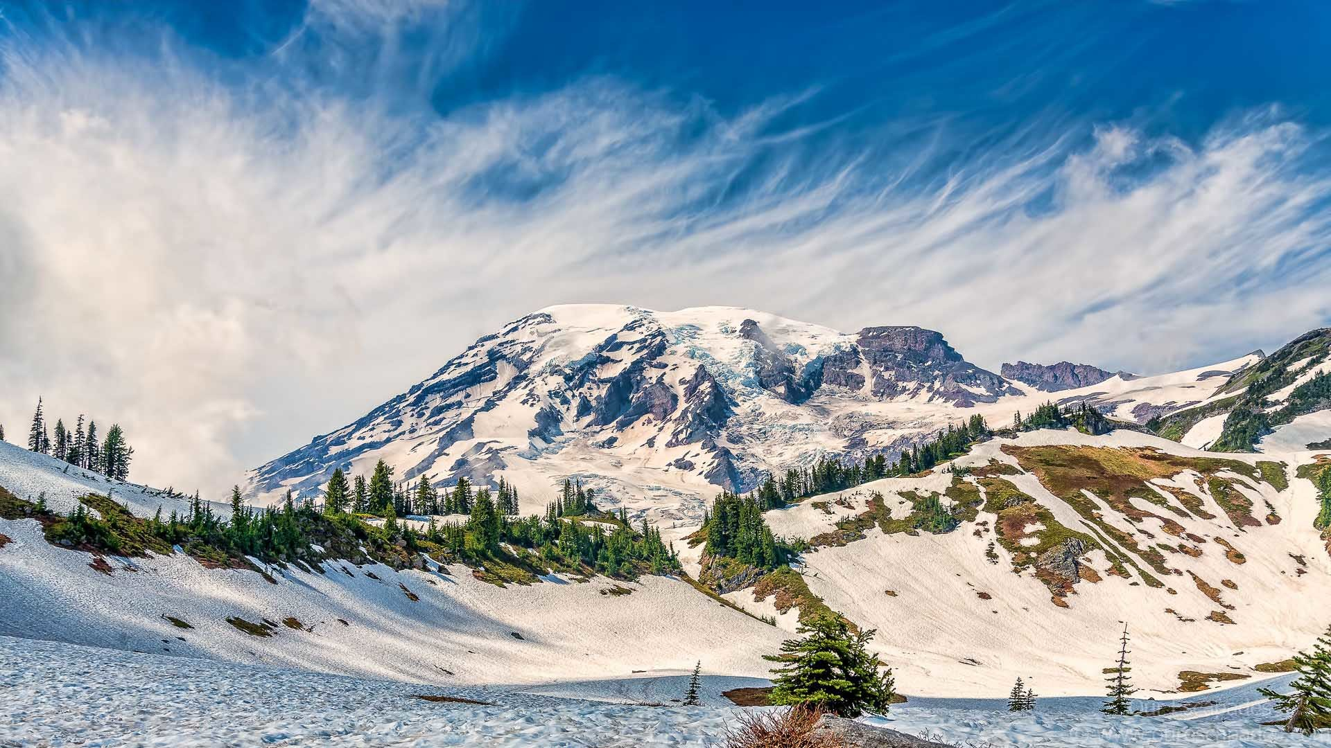 mount rainier wallpapers (58+ background pictures)