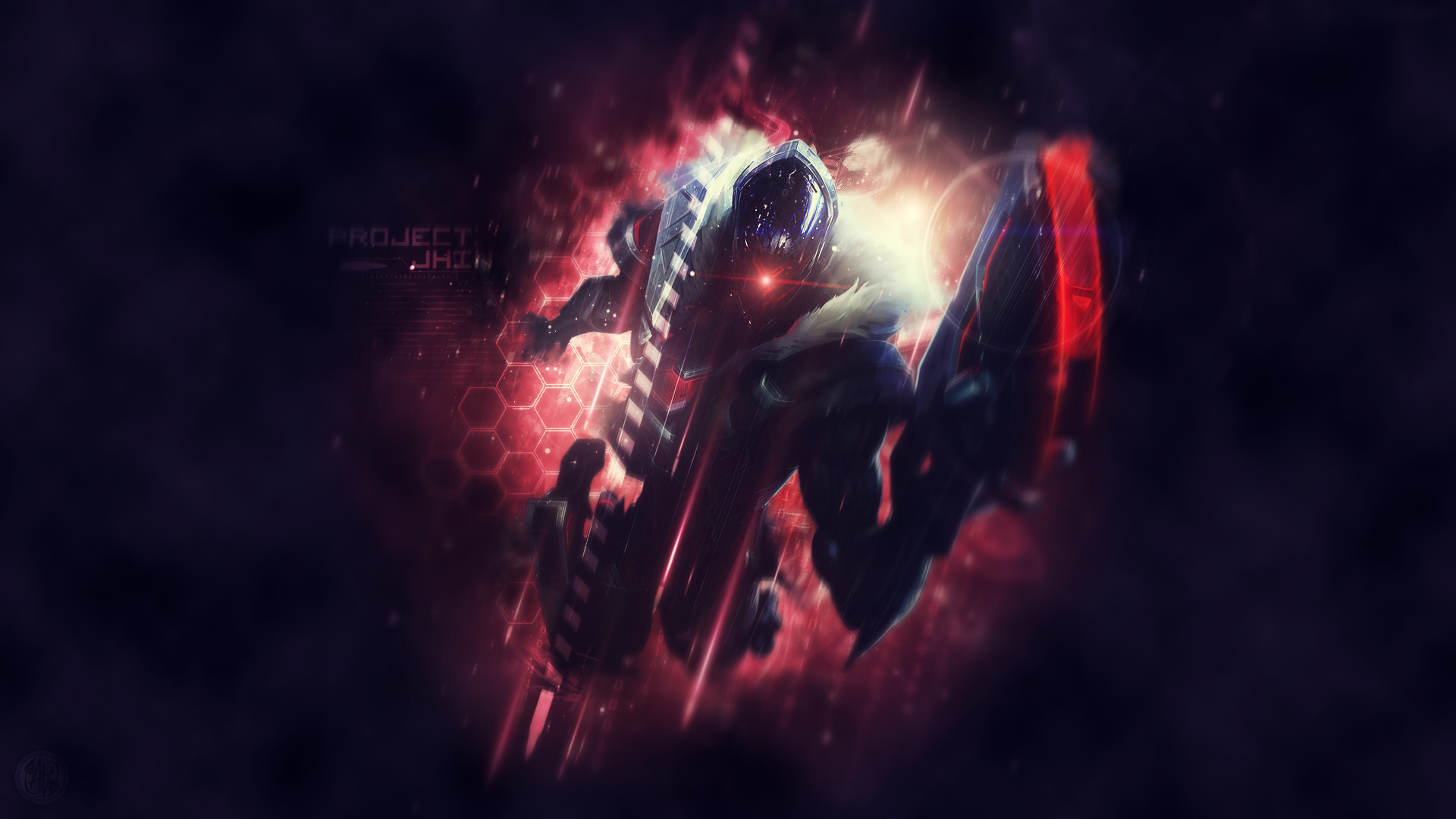 Jhin Wallpapers 87 Background Pictures