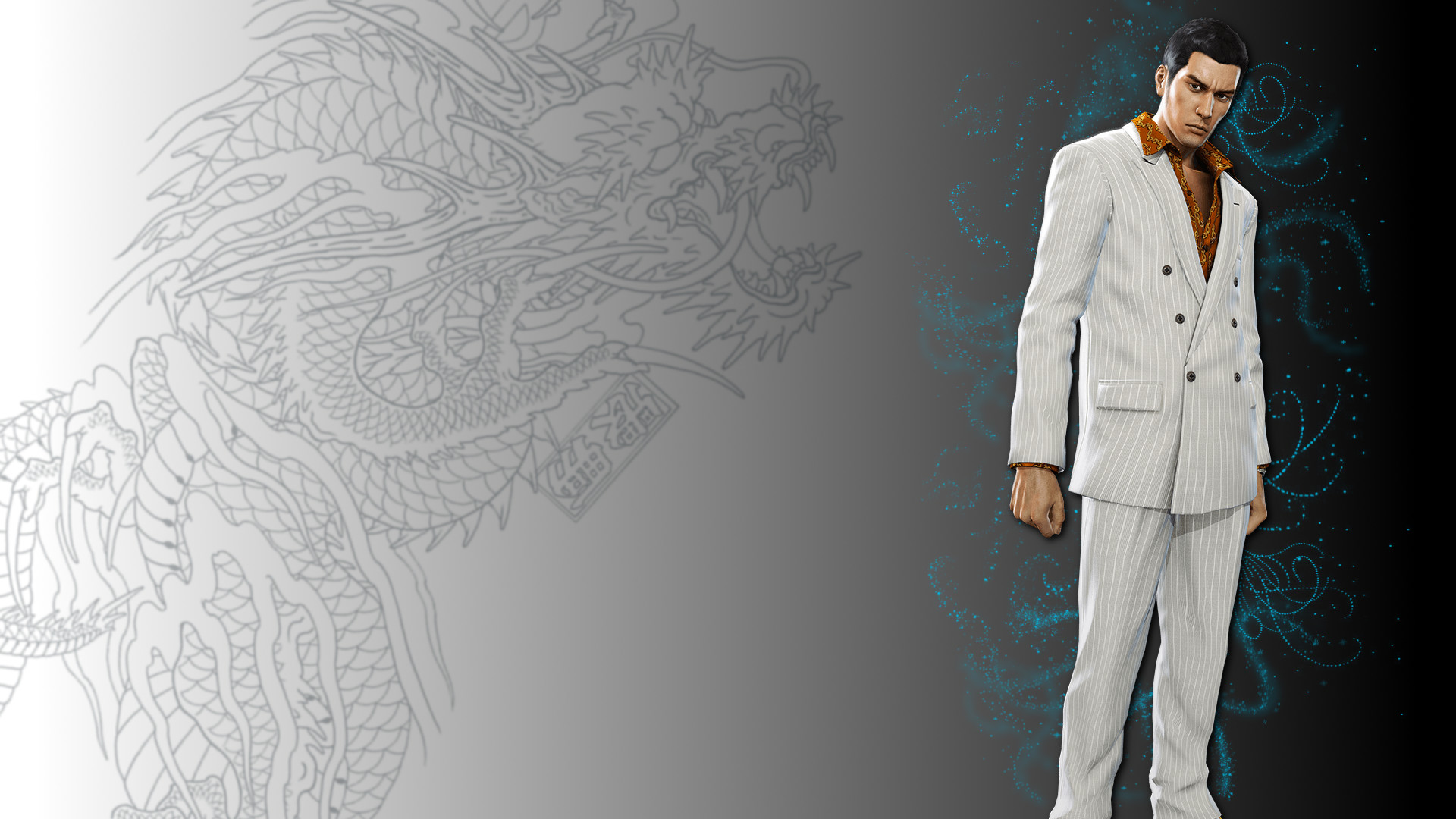 Wallpapers Yakuza 80 Background Pictures Sony Ps4 0 Zero R1 1920x1080