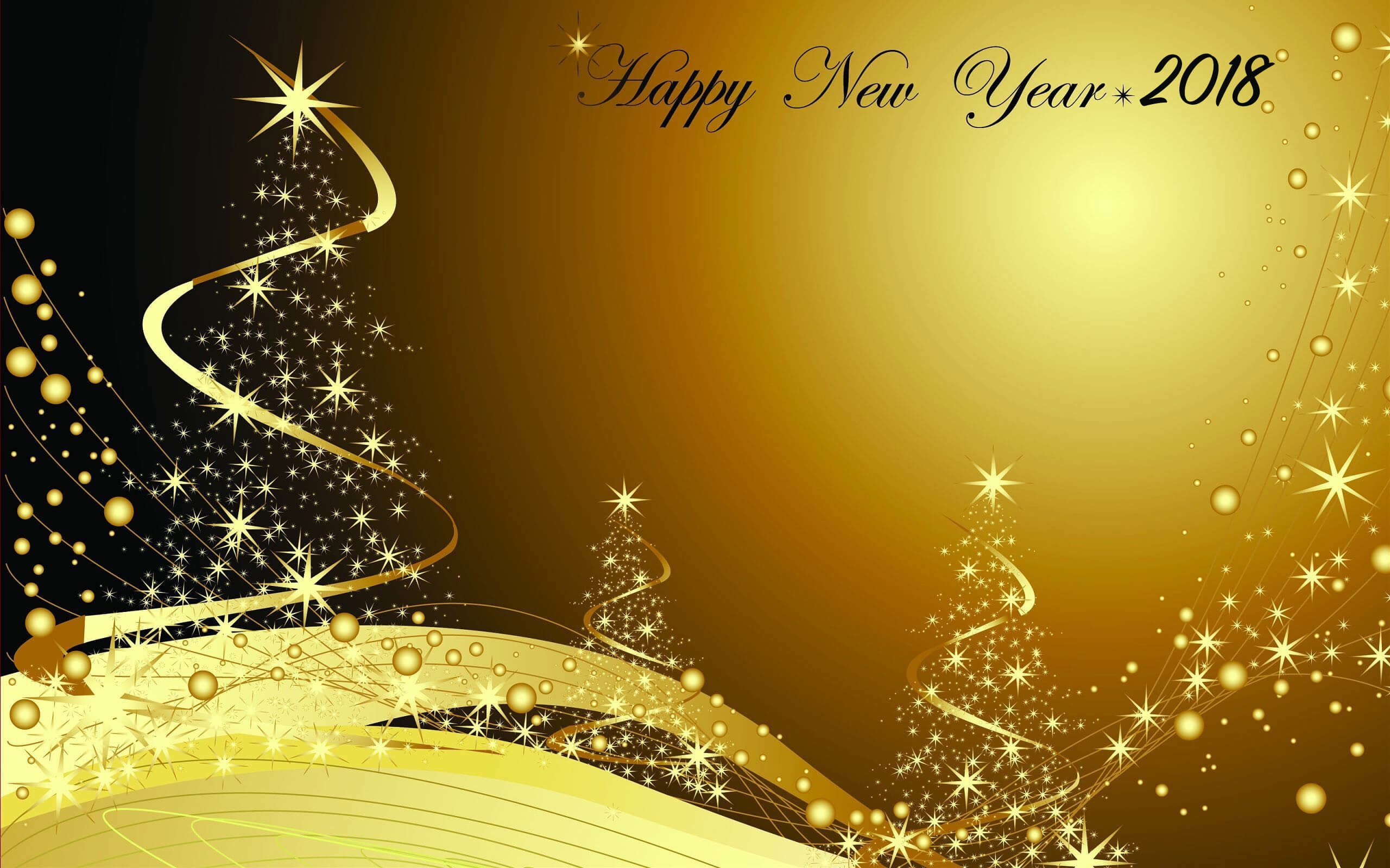 New Year Greetings Wallpapers 2018 76 Background Pictures