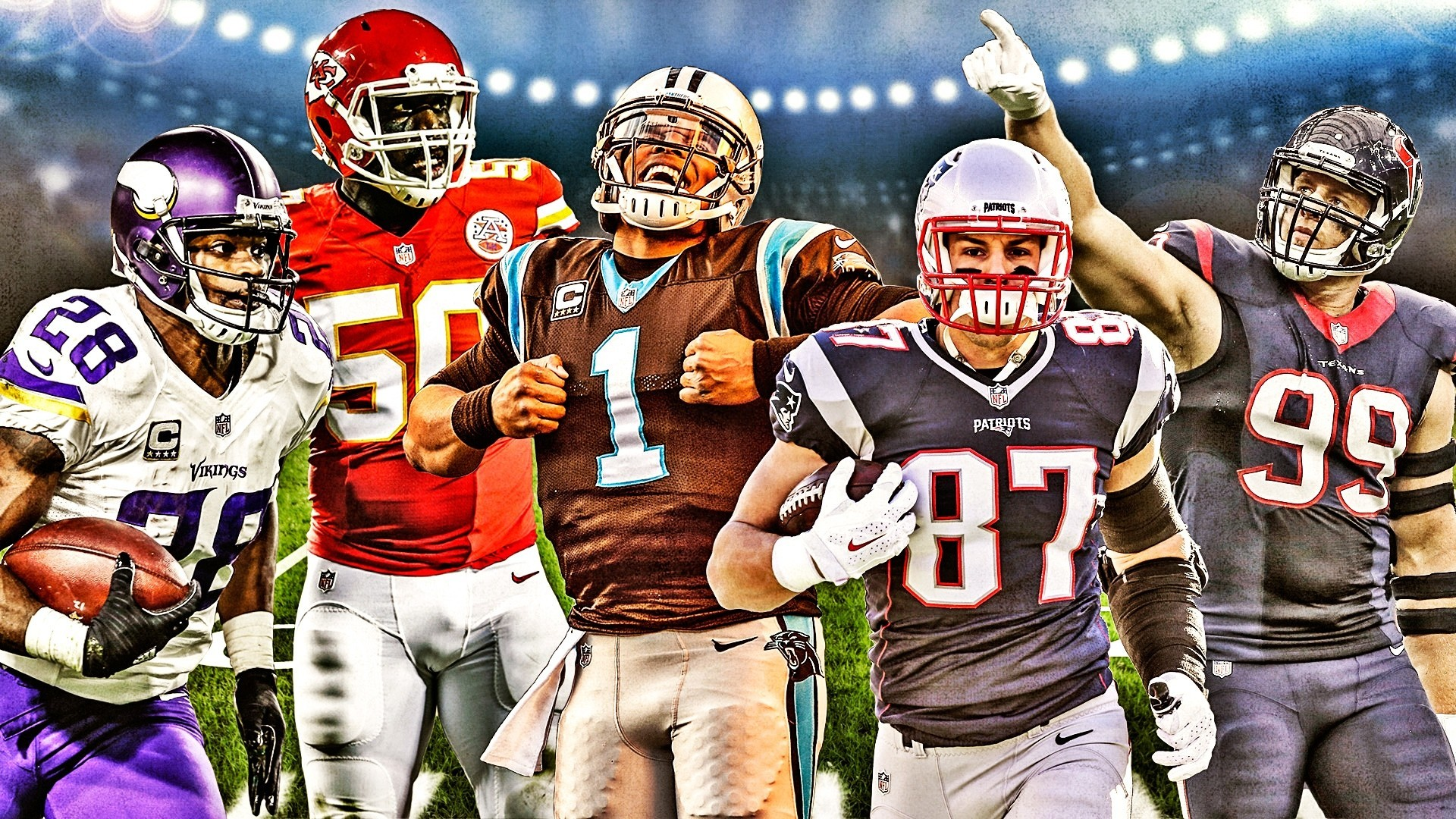 Nfl Football Players Cool 1080x1080: Cool Nfl Football Wallpapers (72+ Background Pictures