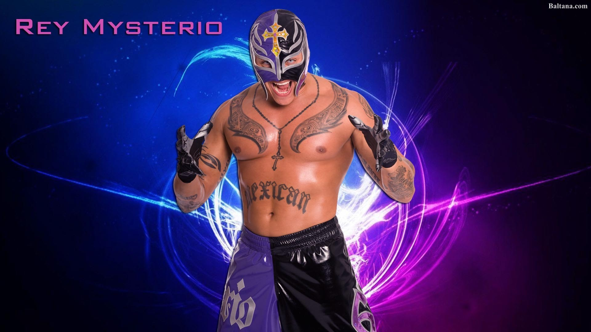 Rey Mysterio Full HD Wallpapers (87+ background pictures)