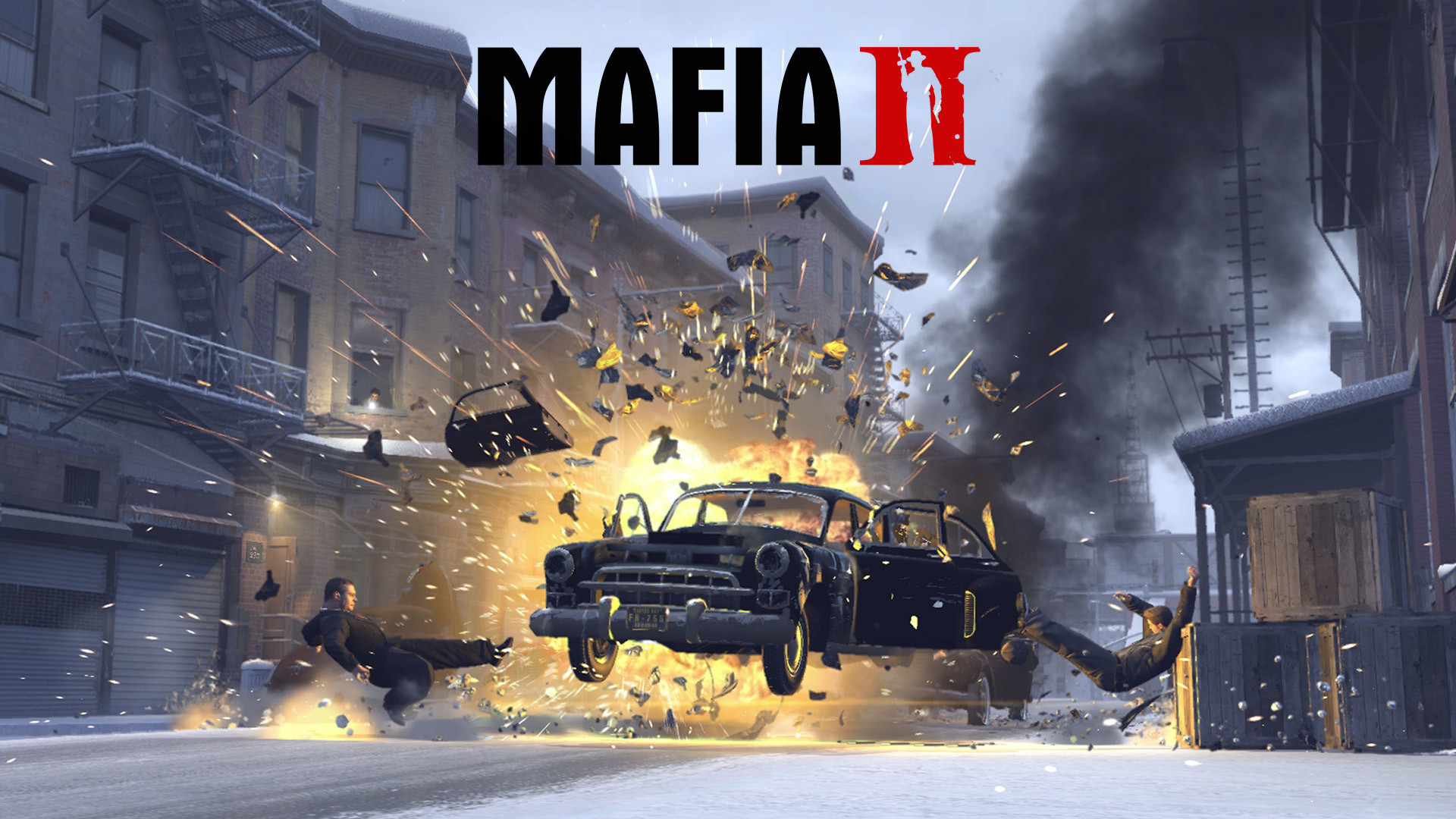 Mafia 2 Wallpapers 69 Background Pictures