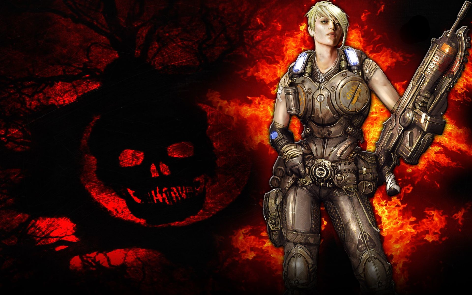 Gears Of War Wallpapers 84 Background Pictures