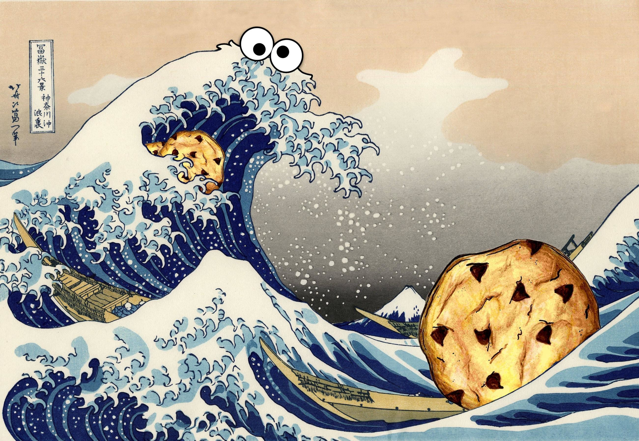 Cute Cookie Monster Wallpapers (61+ background pictures)