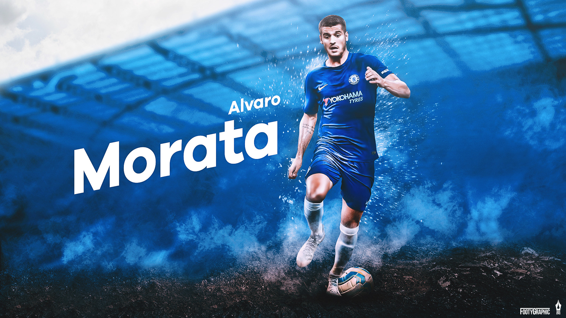 Chelsea wallpapers 2017 hd 70 background pictures - Morata hd wallpapers ...