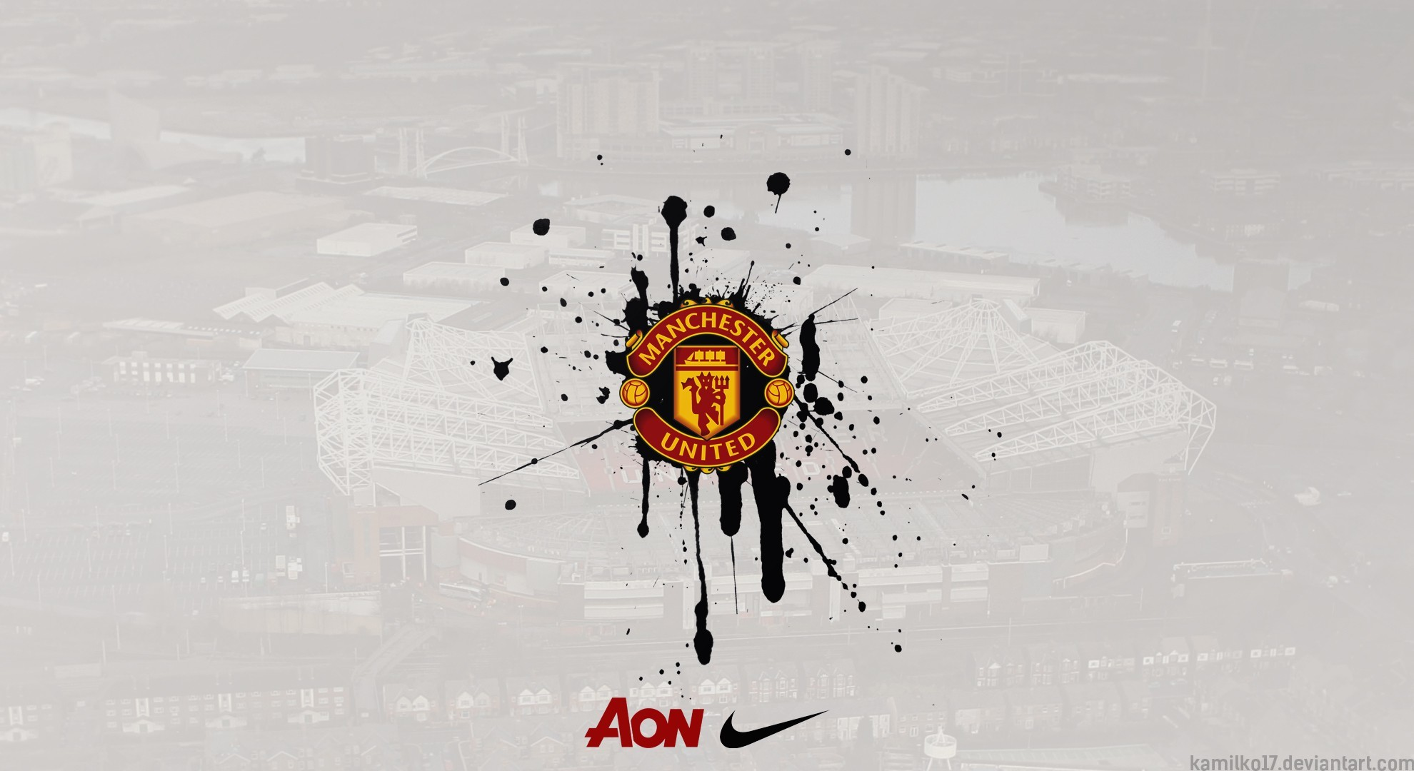 Wallpapers Logo Manchester United 2018 (46+ Background
