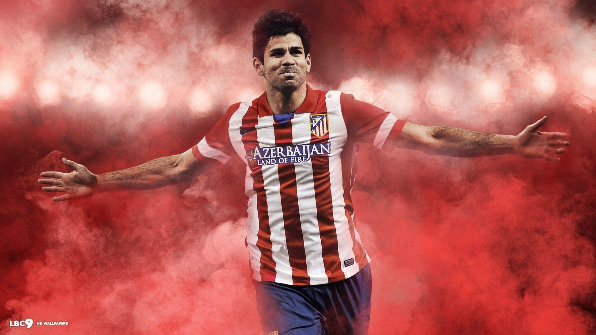 1920x1080 Download Diego Costa Wallpapers HD Wallpaper