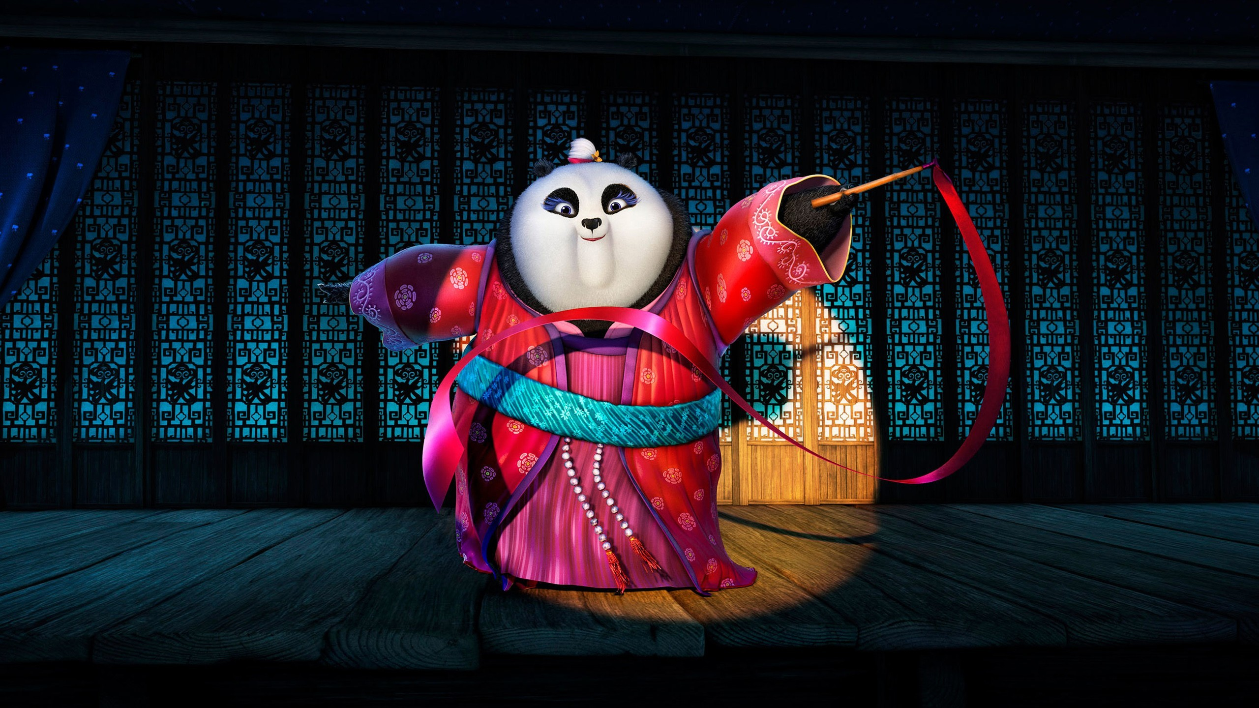 Kung Fu Panda 3 Wallpapers 80 Background Pictures
