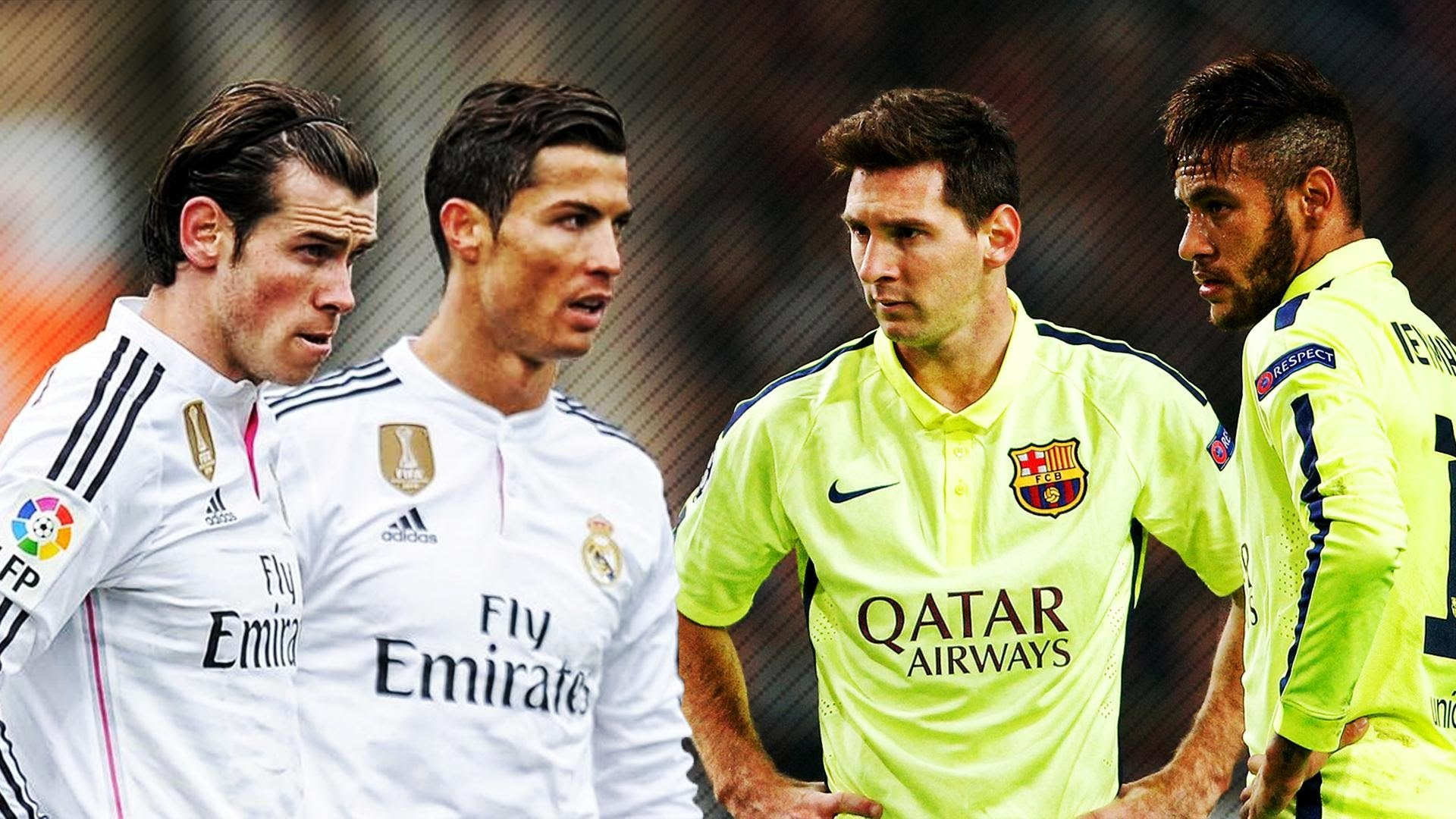 1920x1080 Real Madrid V Barcelona Ronaldo And Messis Head To Clasico Record