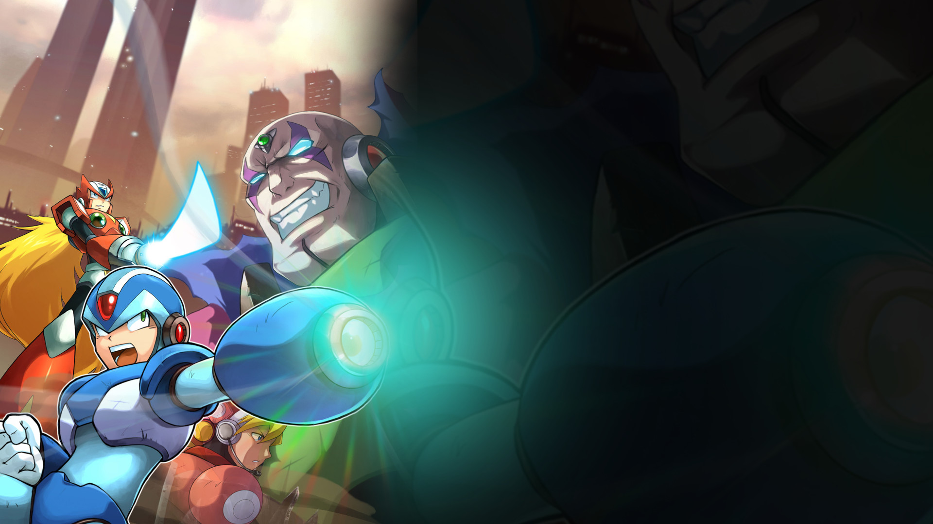 Megaman X Wallpapers (64+ background pictures)