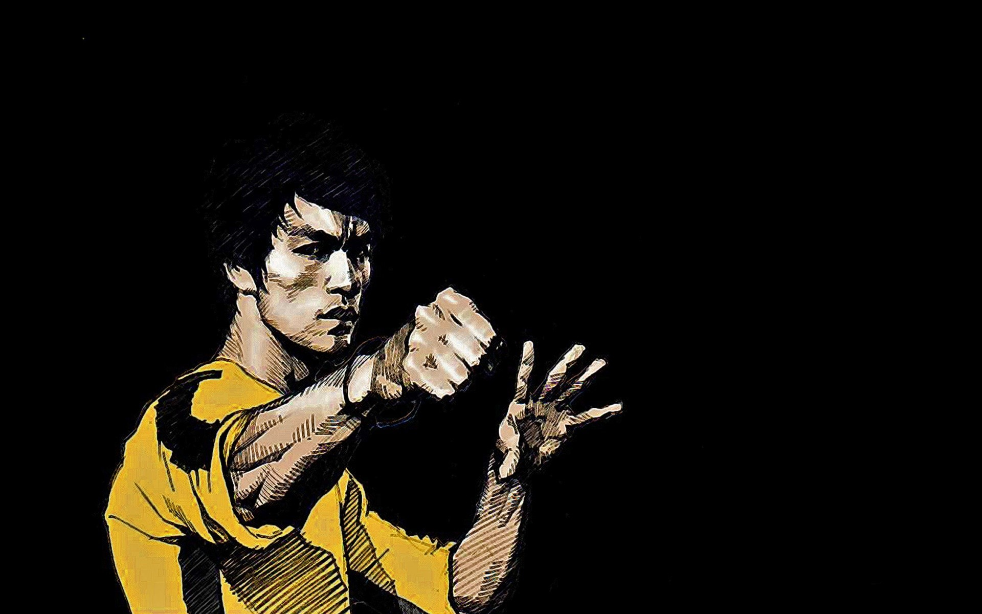 Bruce Lee Wallpapers 80 Background Pictures