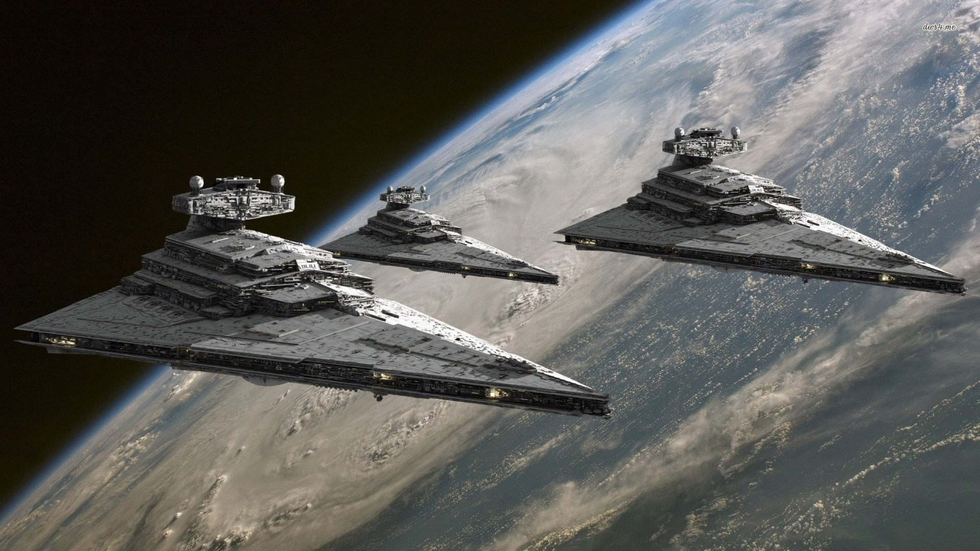1920x1080 Star Wars Imperial Star Destroyer Wallpaper